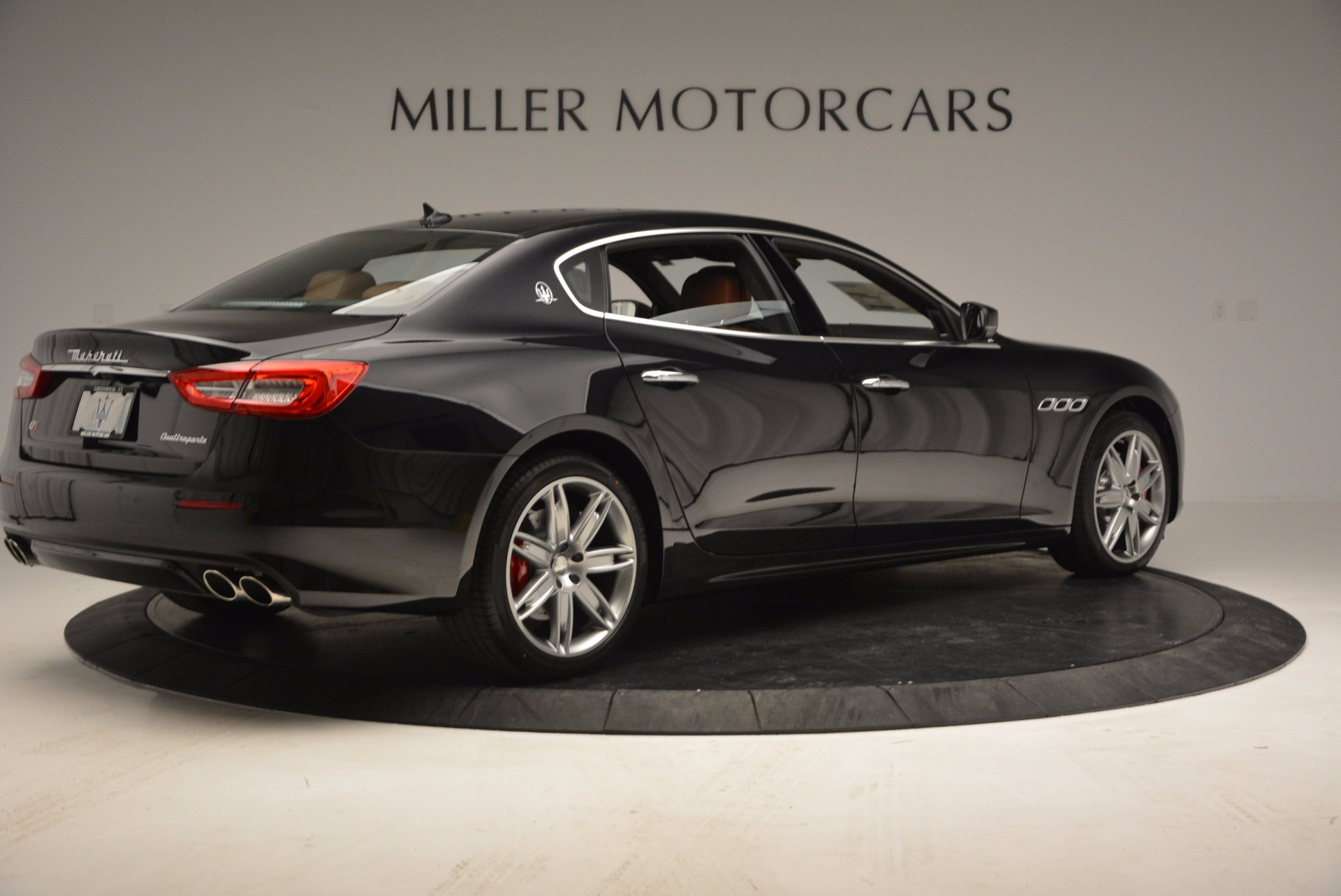 New 2017 Maserati Quattroporte S Q4 GranLusso For Sale In Greenwich, CT 716_p8