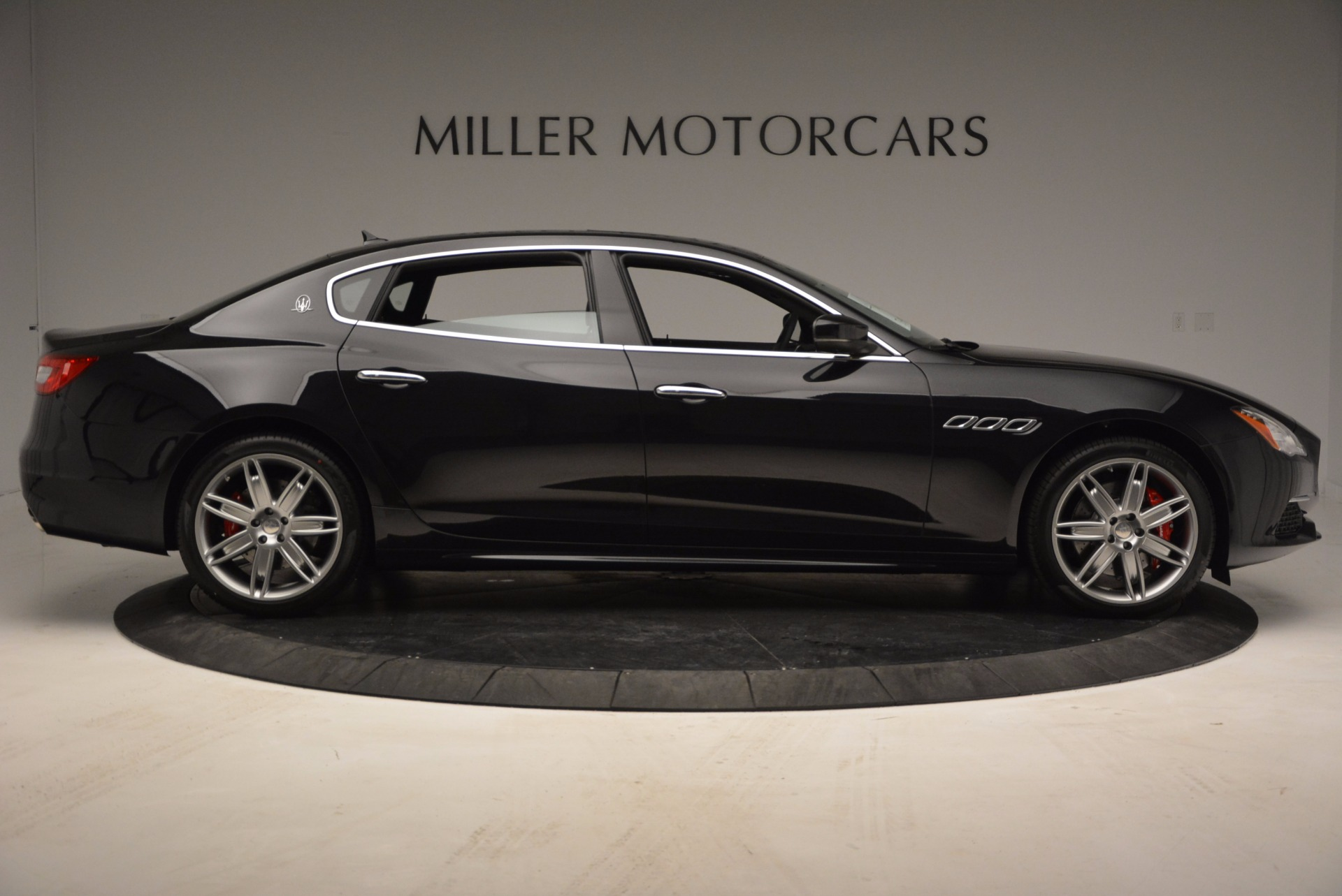 New 2017 Maserati Quattroporte S Q4 GranLusso For Sale In Greenwich, CT 716_p9