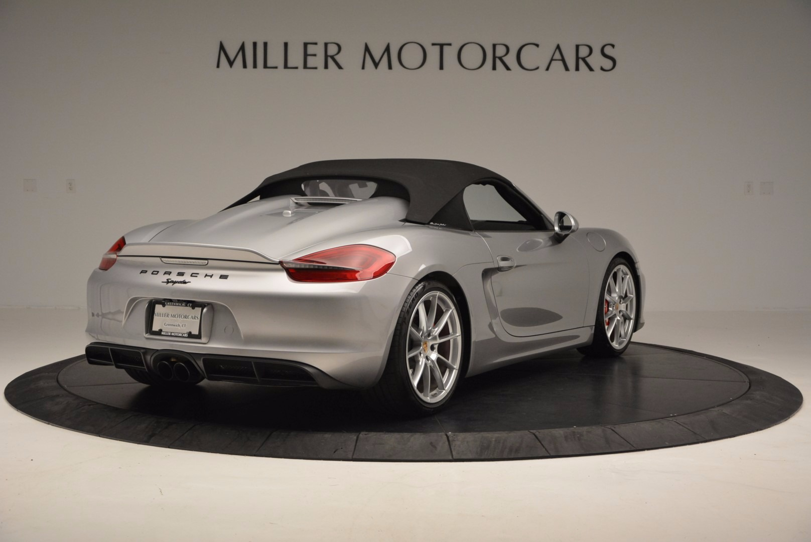 Used 2016 Porsche Boxster Spyder For Sale In Greenwich, CT 718_p17
