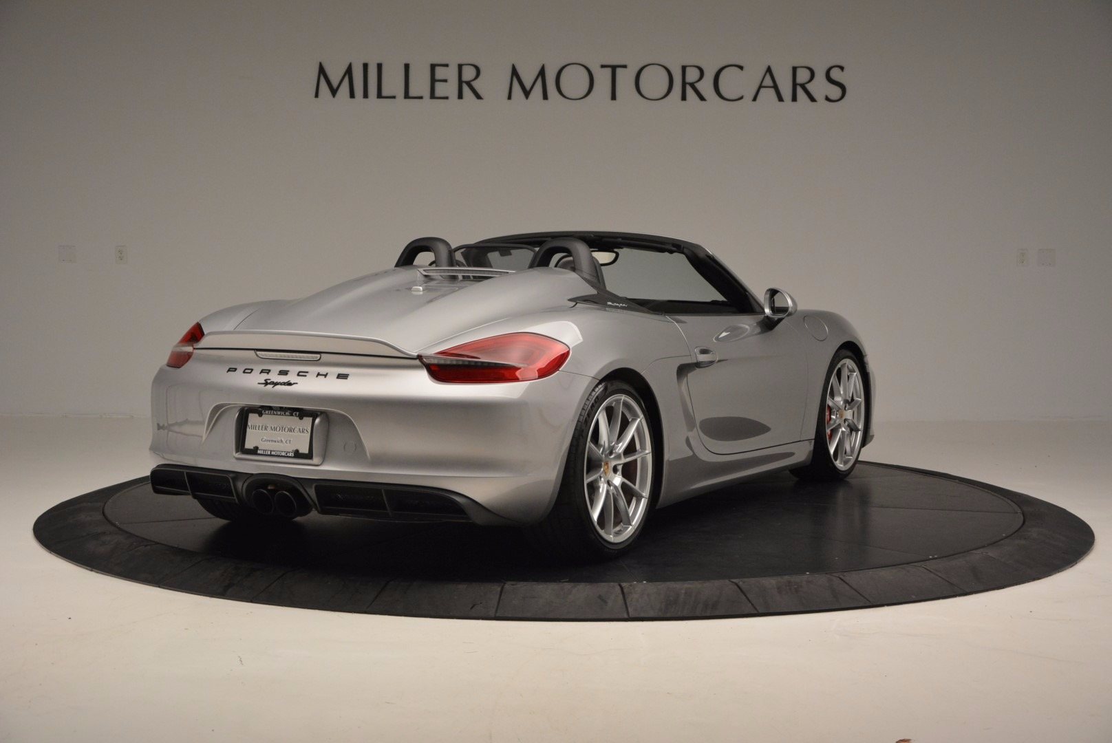 Used 2016 Porsche Boxster Spyder For Sale In Greenwich, CT 718_p7