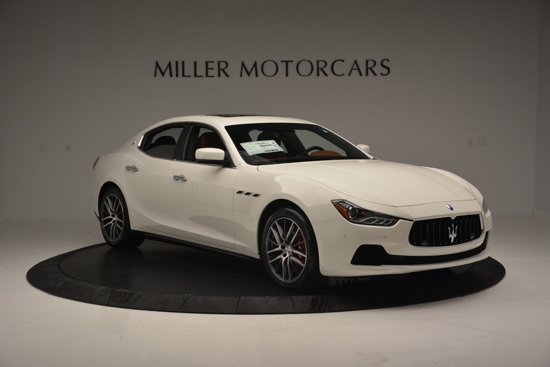 Used 2017 Maserati Ghibli S Q4 Ex-Loaner For Sale In Greenwich, CT 719_p11