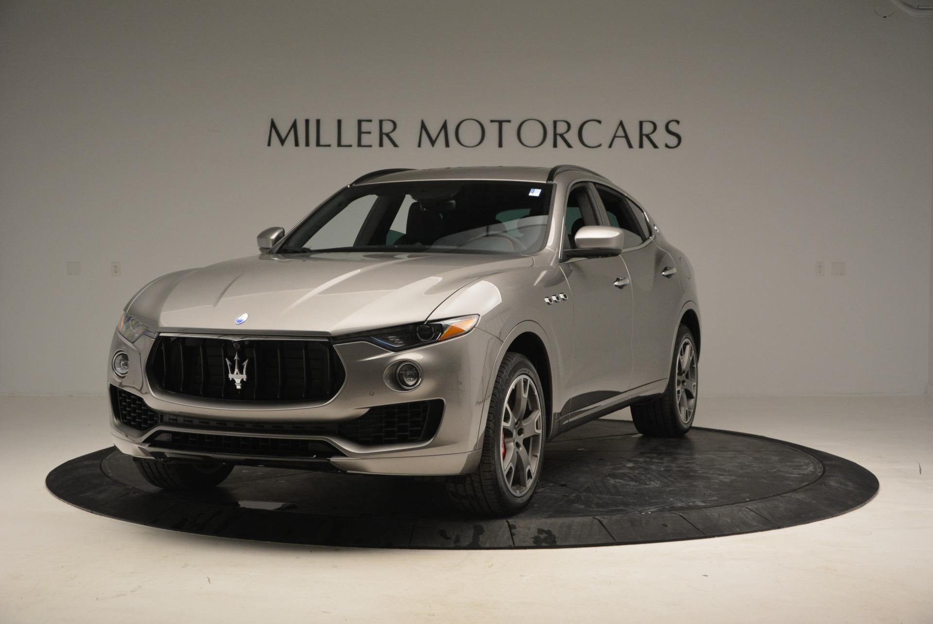 New 2017 Maserati Levante S For Sale In Greenwich, CT 720_main