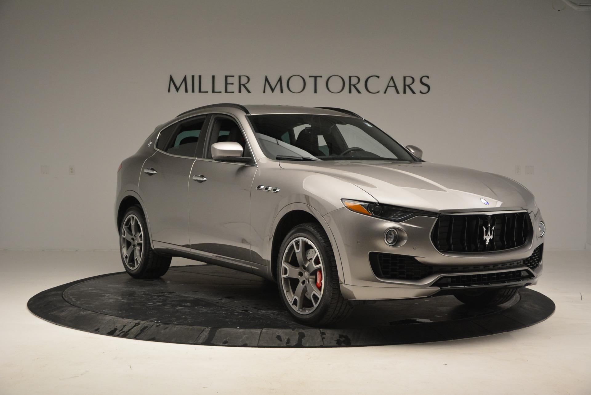 New 2017 Maserati Levante S For Sale In Greenwich, CT 720_p11