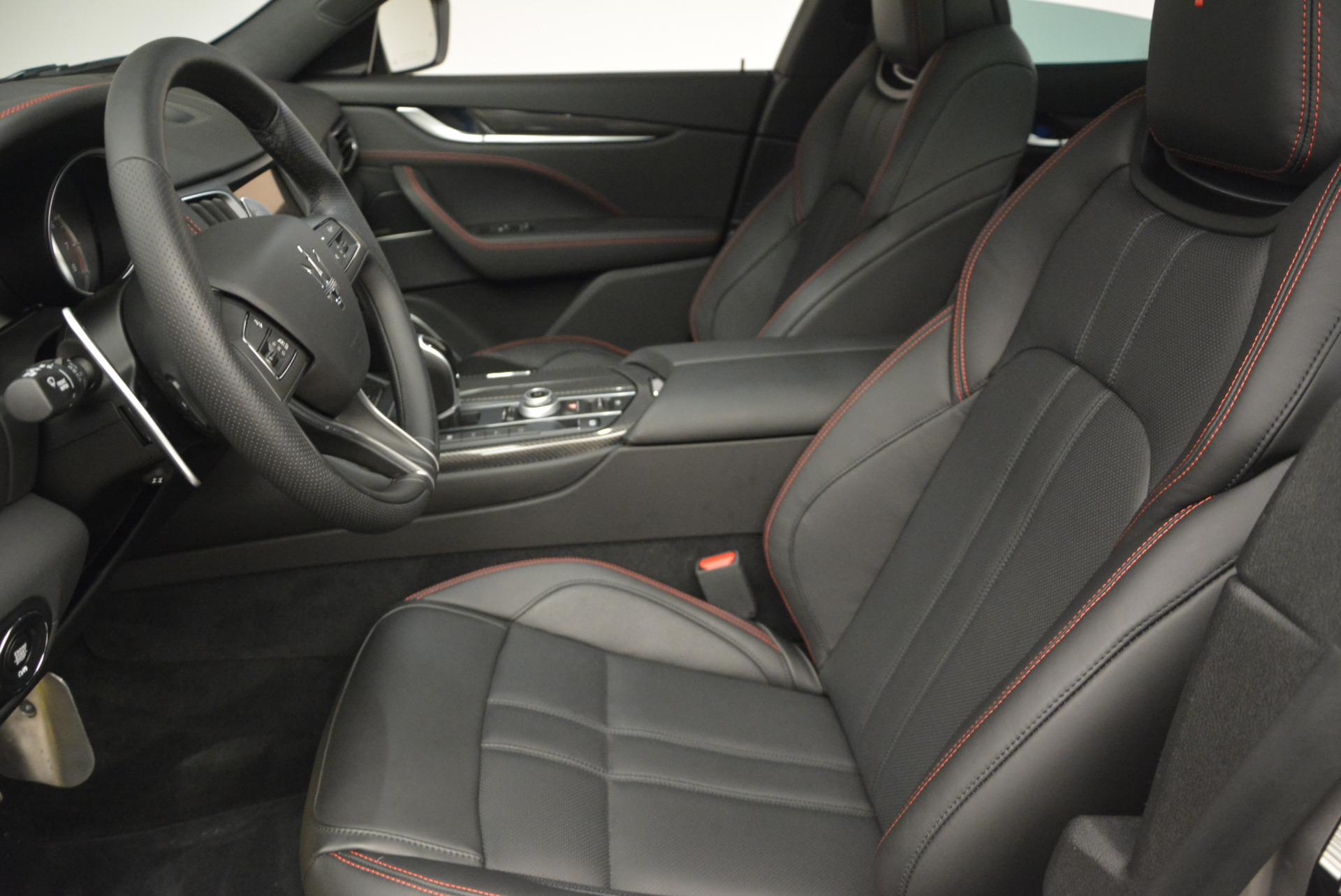 New 2017 Maserati Levante S For Sale In Greenwich, CT 720_p15