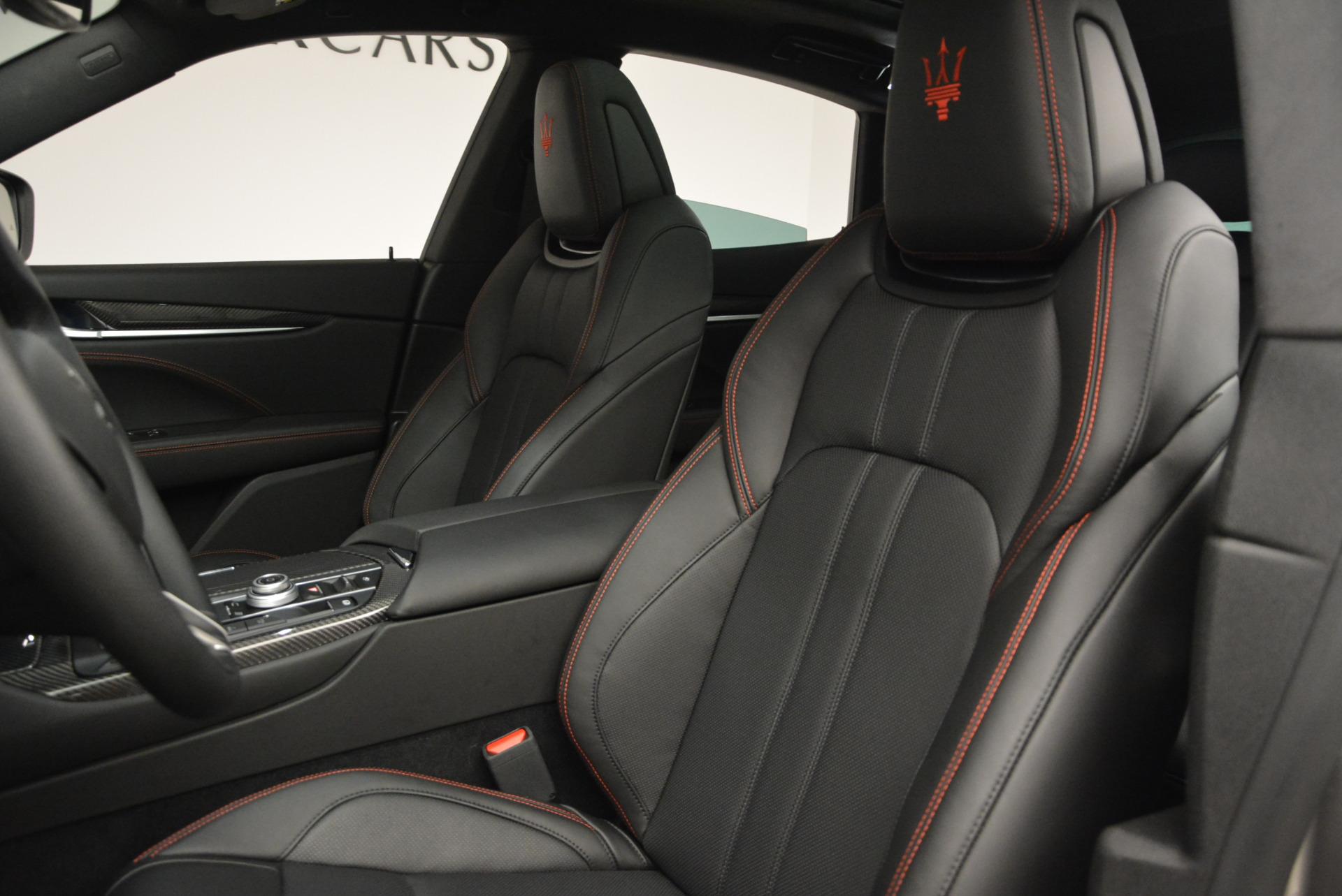 New 2017 Maserati Levante S For Sale In Greenwich, CT 720_p16