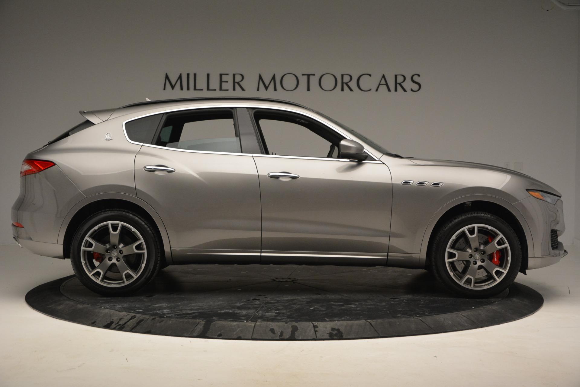 New 2017 Maserati Levante S For Sale In Greenwich, CT 720_p9