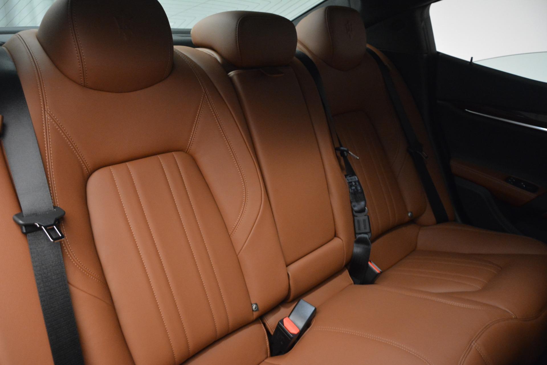 New 2017 Maserati Ghibli S Q4 For Sale In Greenwich, CT 727_p25
