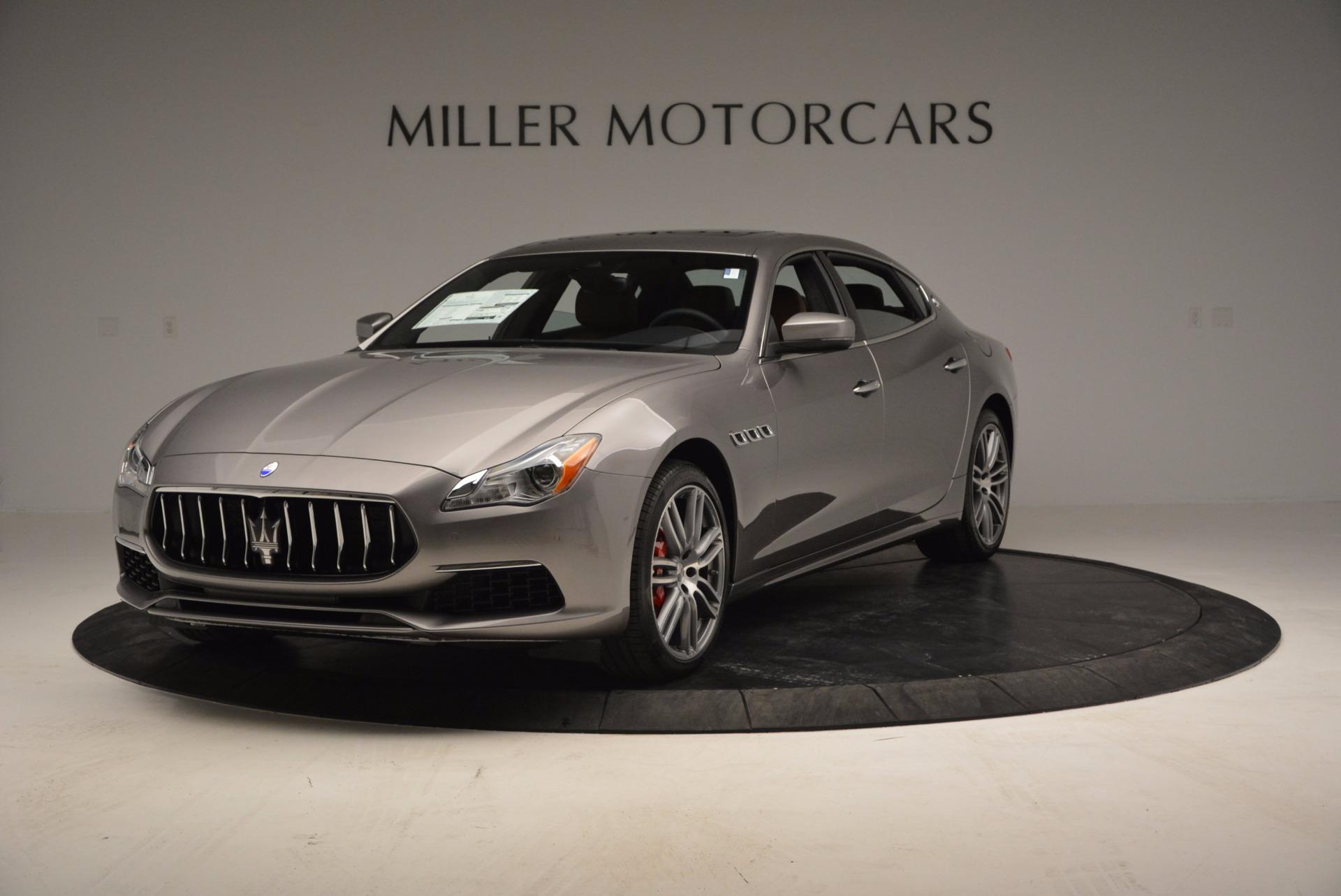 New 2017 Maserati Quattroporte S Q4 GranLusso For Sale In Greenwich, CT 728_main