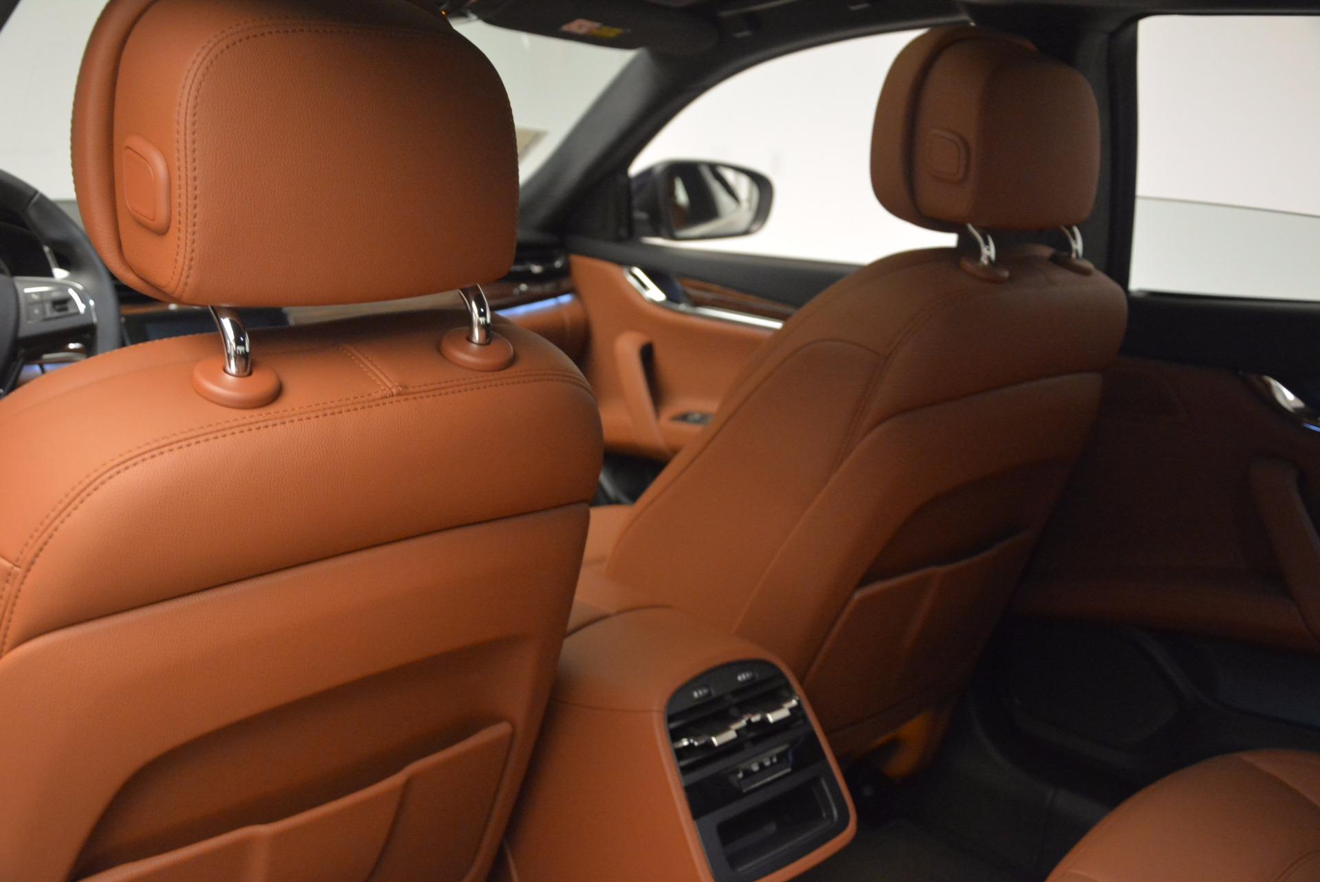 New 2017 Maserati Quattroporte S Q4 GranLusso For Sale In Greenwich, CT 728_p16