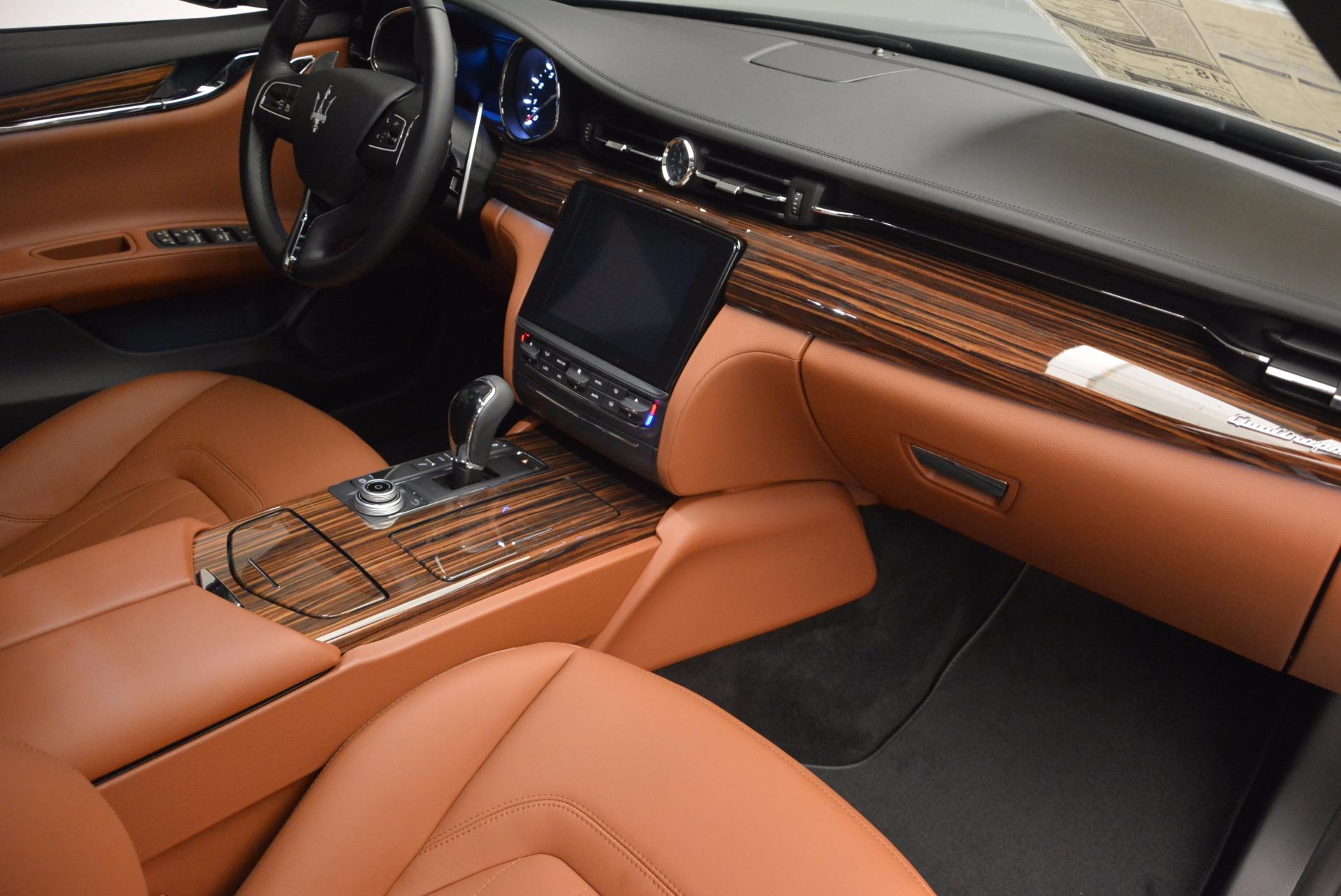 New 2017 Maserati Quattroporte S Q4 GranLusso For Sale In Greenwich, CT 728_p19