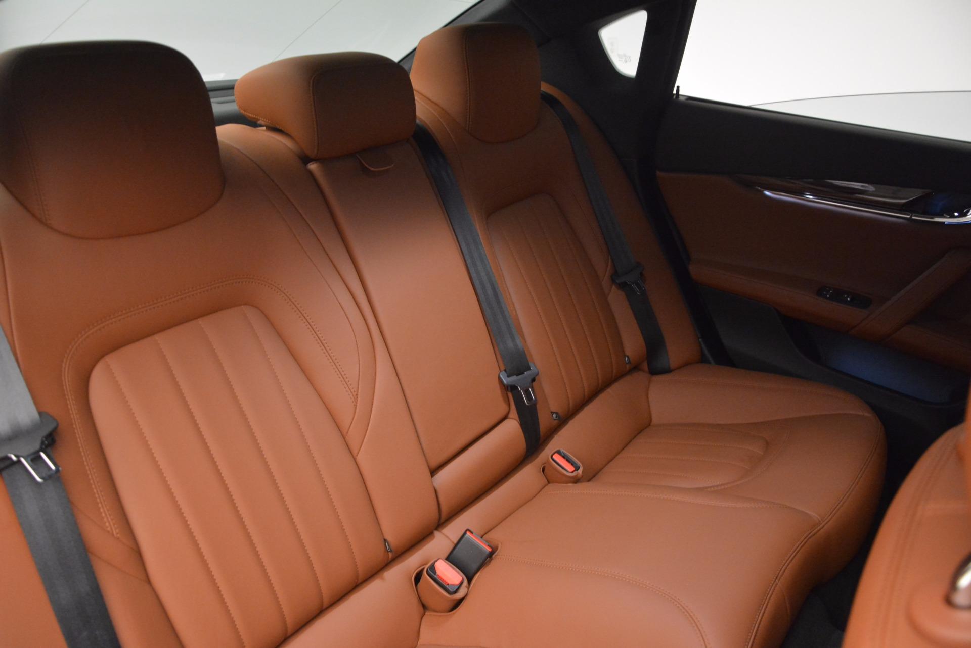 New 2017 Maserati Quattroporte S Q4 GranLusso For Sale In Greenwich, CT 728_p24