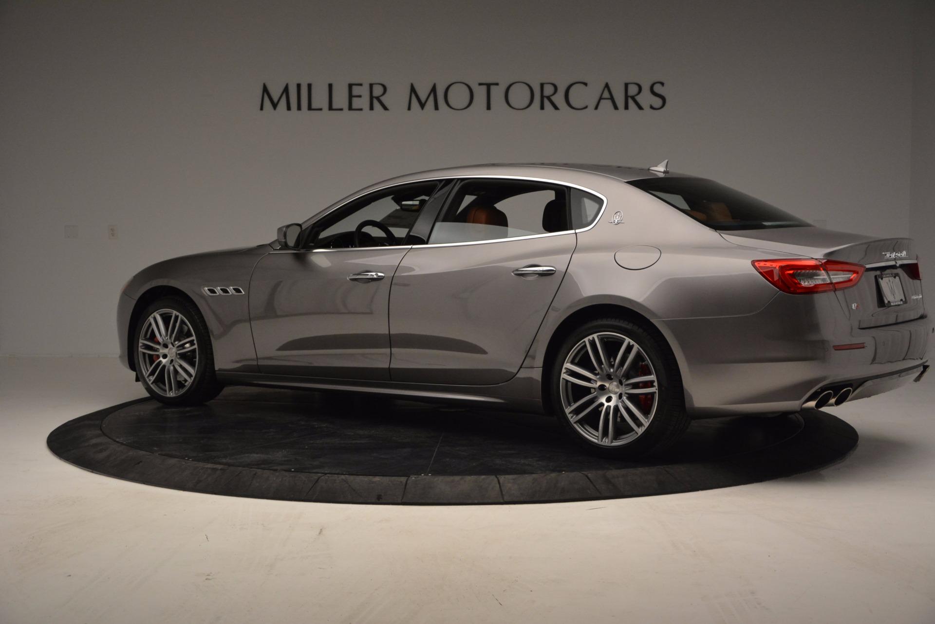 New 2017 Maserati Quattroporte S Q4 GranLusso For Sale In Greenwich, CT 728_p4