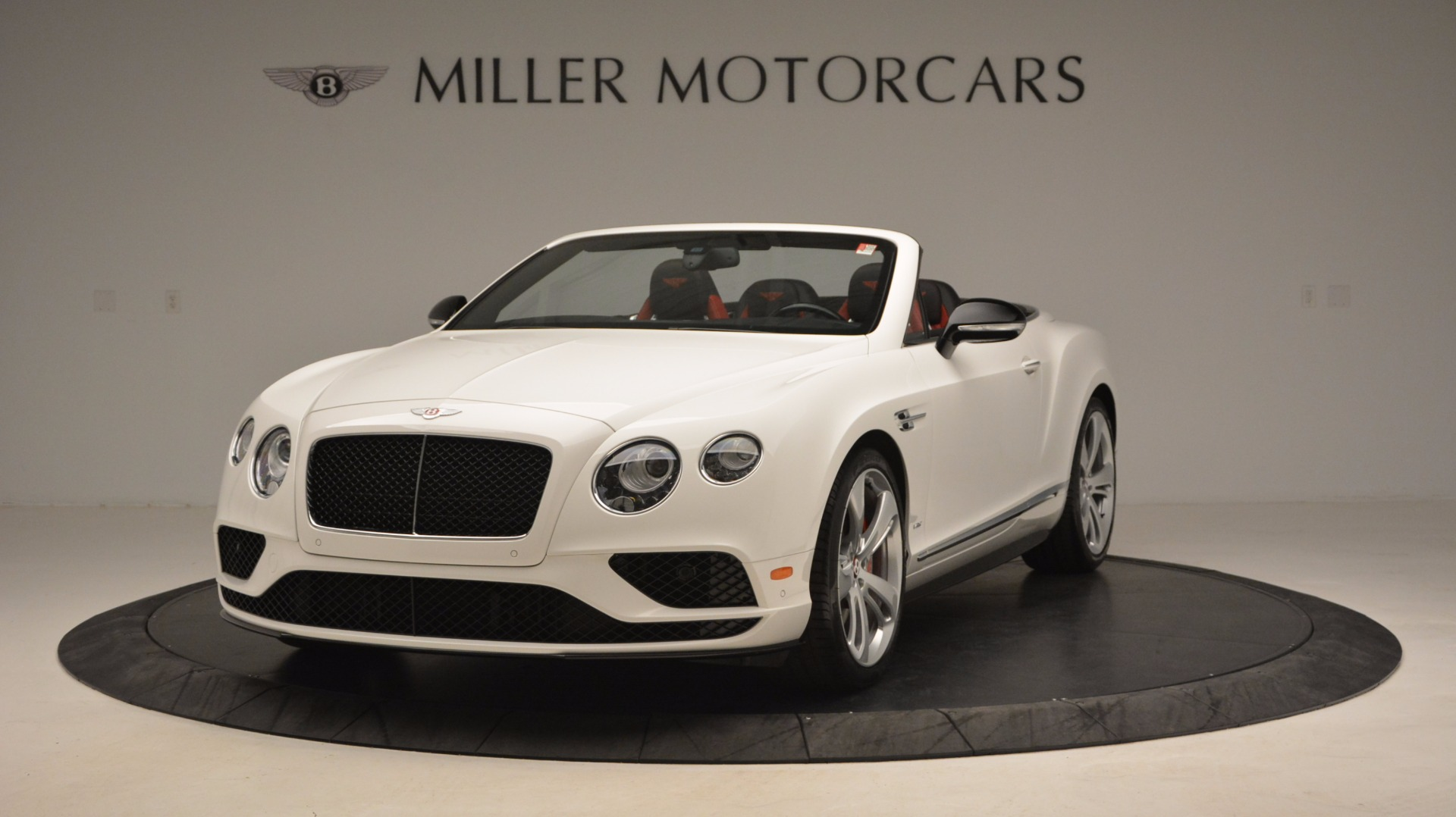 New 2017 Bentley Continental GT V8 S For Sale In Greenwich, CT 730_main