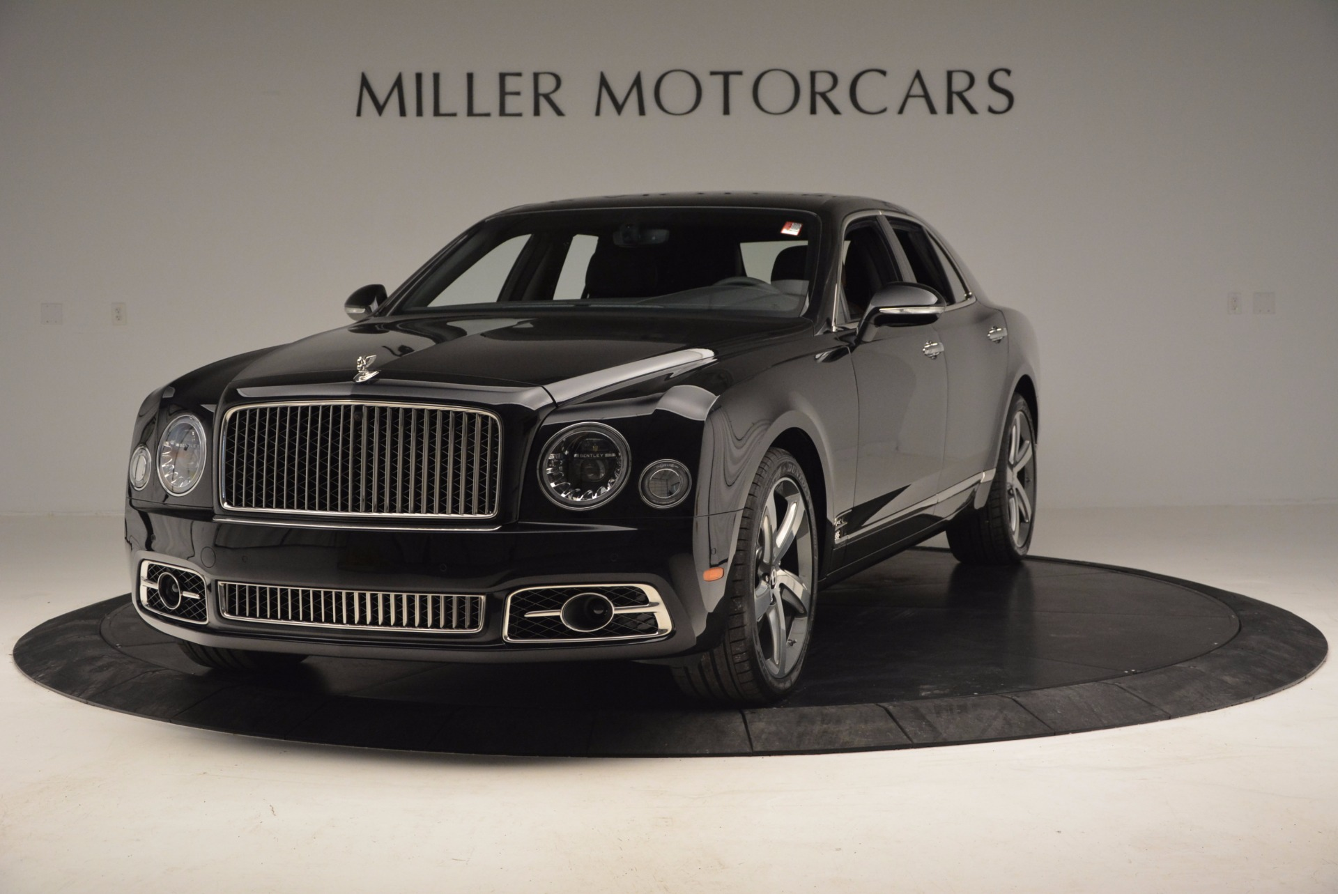 Used 2017 Bentley Mulsanne Speed For Sale In Greenwich, CT 733_main