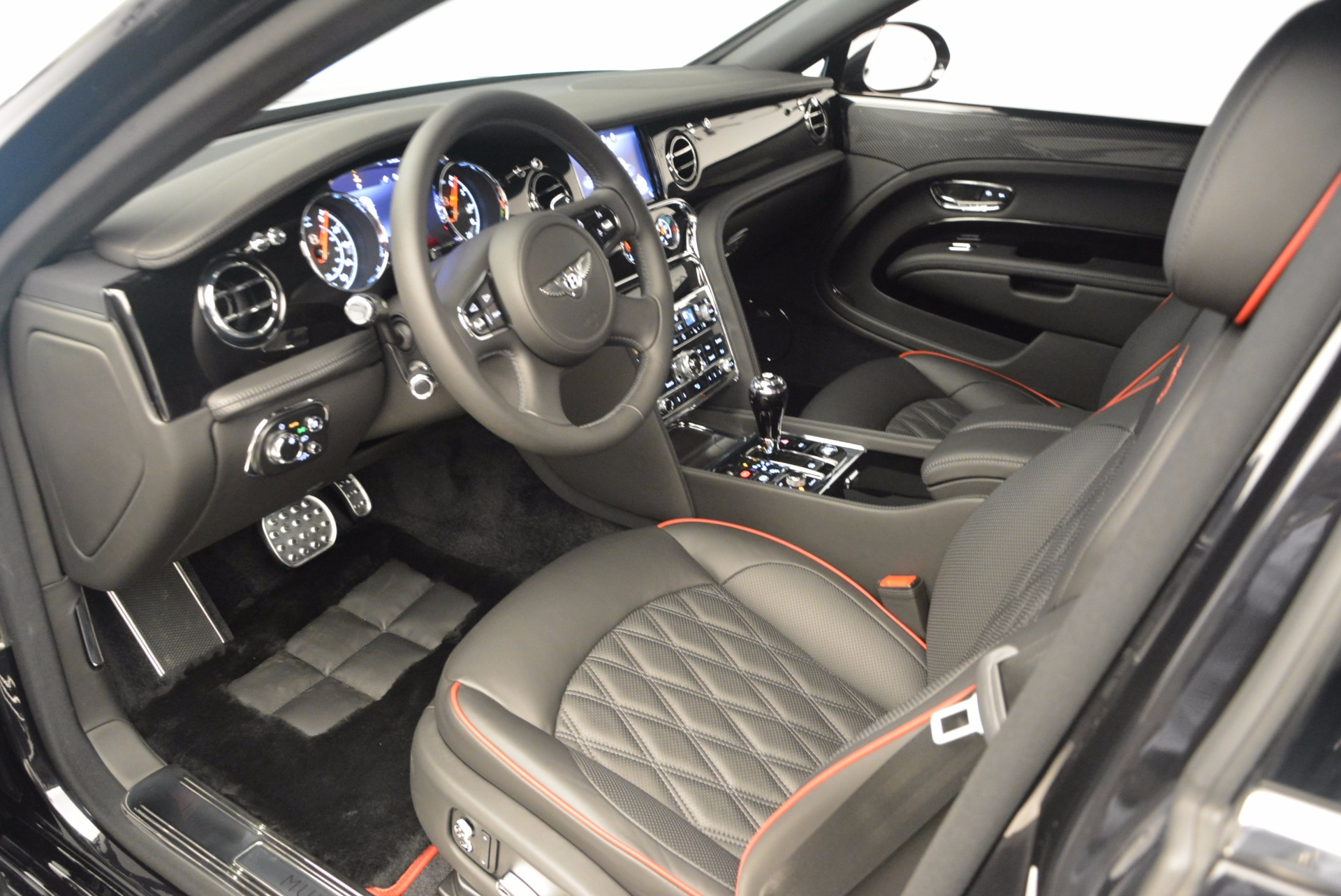 Used 2017 Bentley Mulsanne Speed For Sale In Greenwich, CT 733_p19