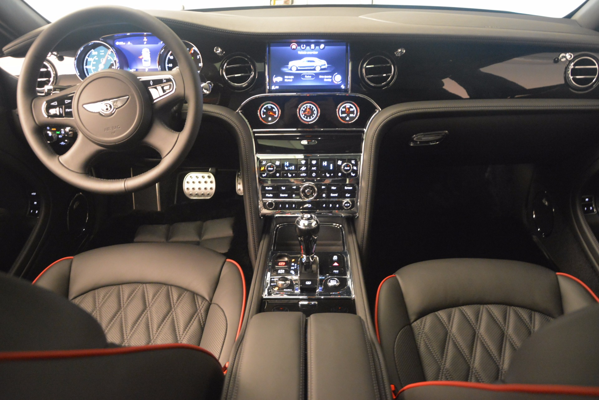 Used 2017 Bentley Mulsanne Speed For Sale In Greenwich, CT 733_p27