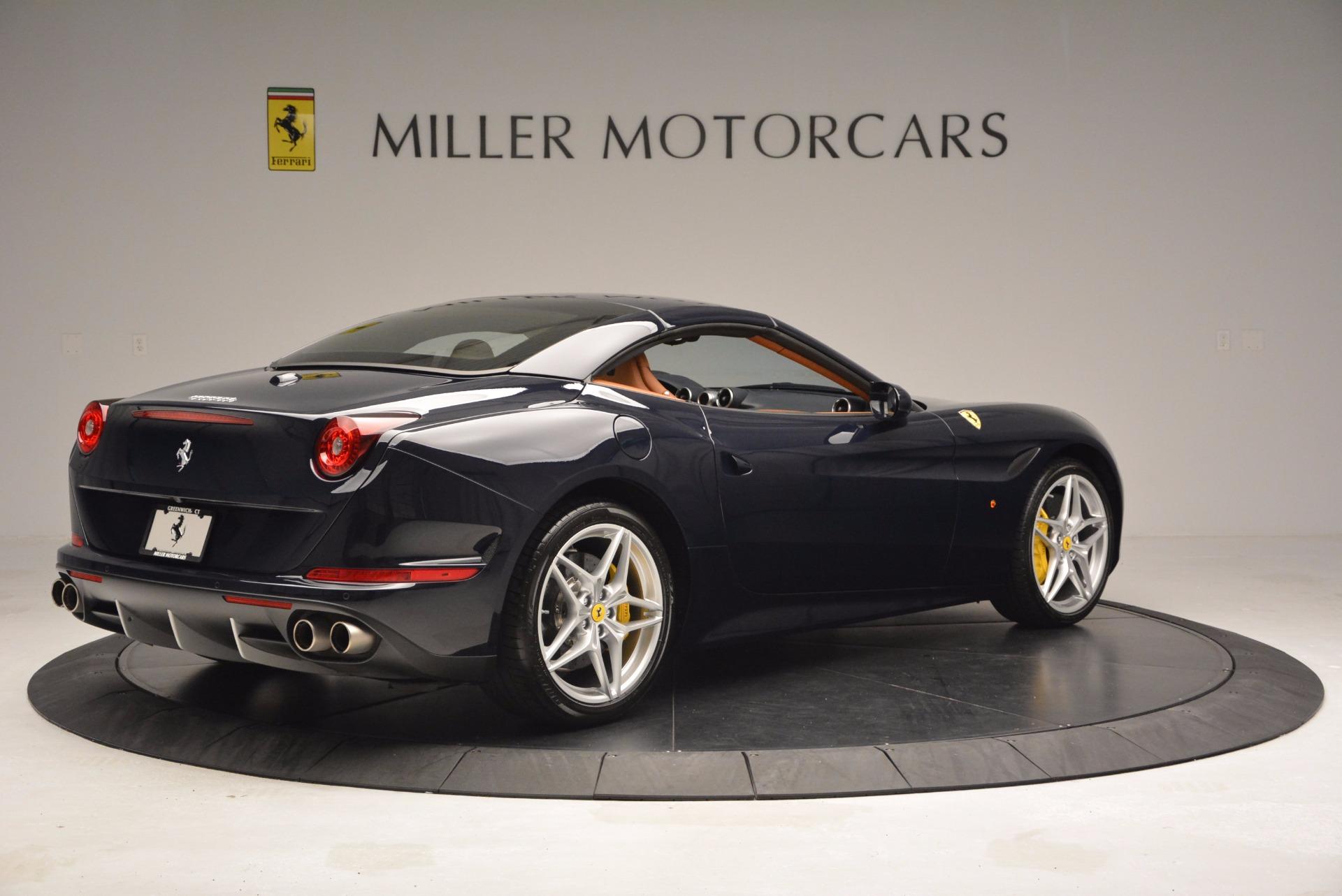 Used 2015 Ferrari California T  For Sale In Greenwich, CT 737_p20