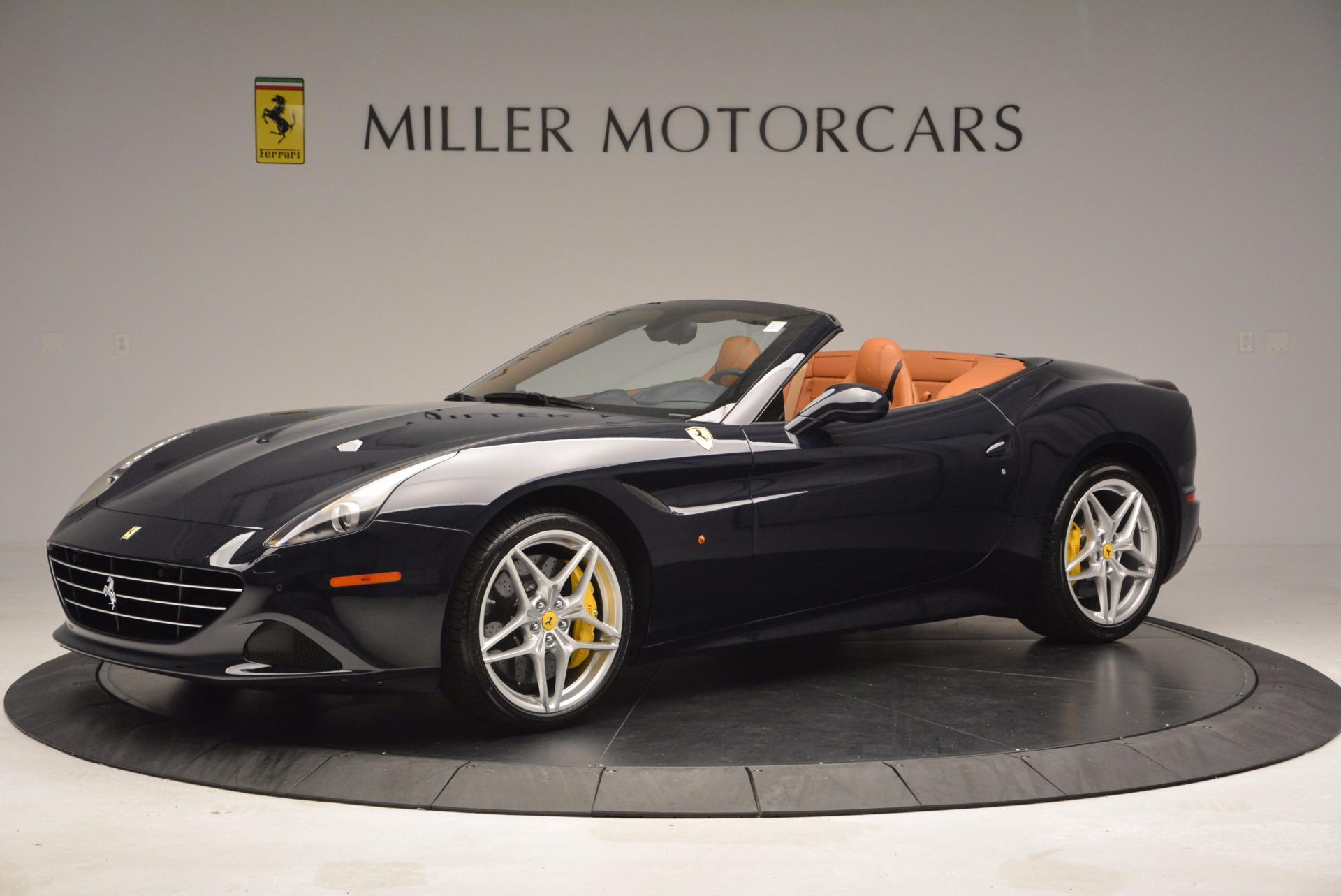 Used 2015 Ferrari California T  For Sale In Greenwich, CT 737_p2