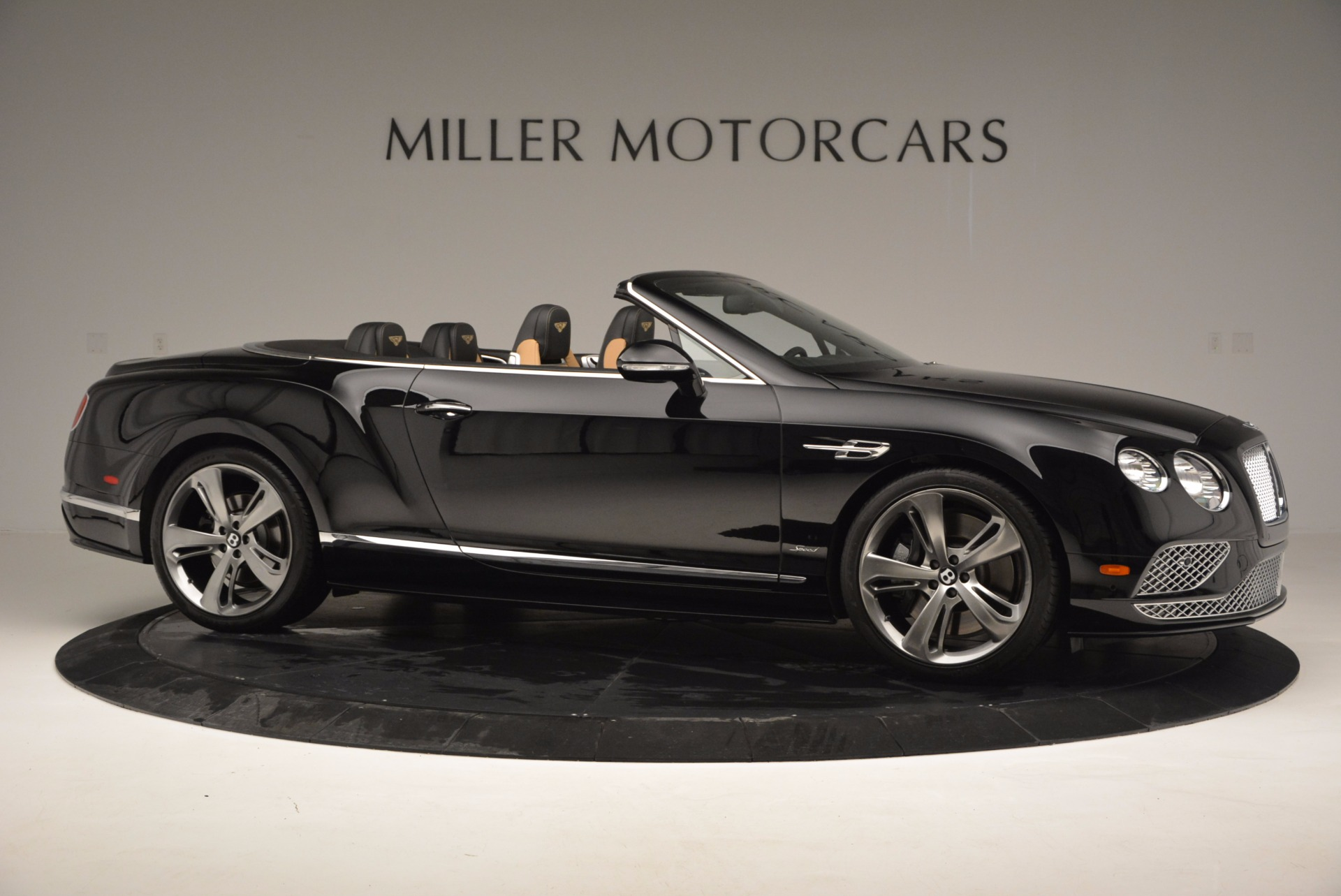 Used 2016 Bentley Continental GT Speed Convertible  For Sale In Greenwich, CT 741_p10