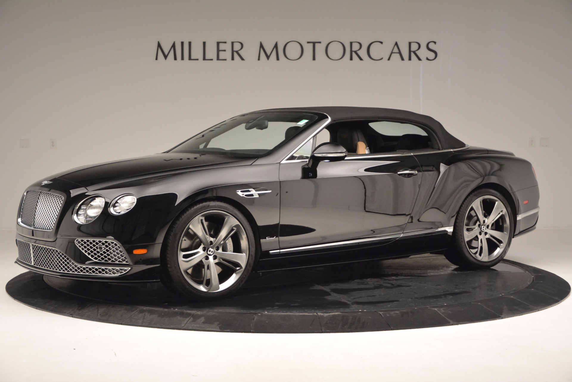 Used 2016 Bentley Continental GT Speed Convertible  For Sale In Greenwich, CT 741_p15