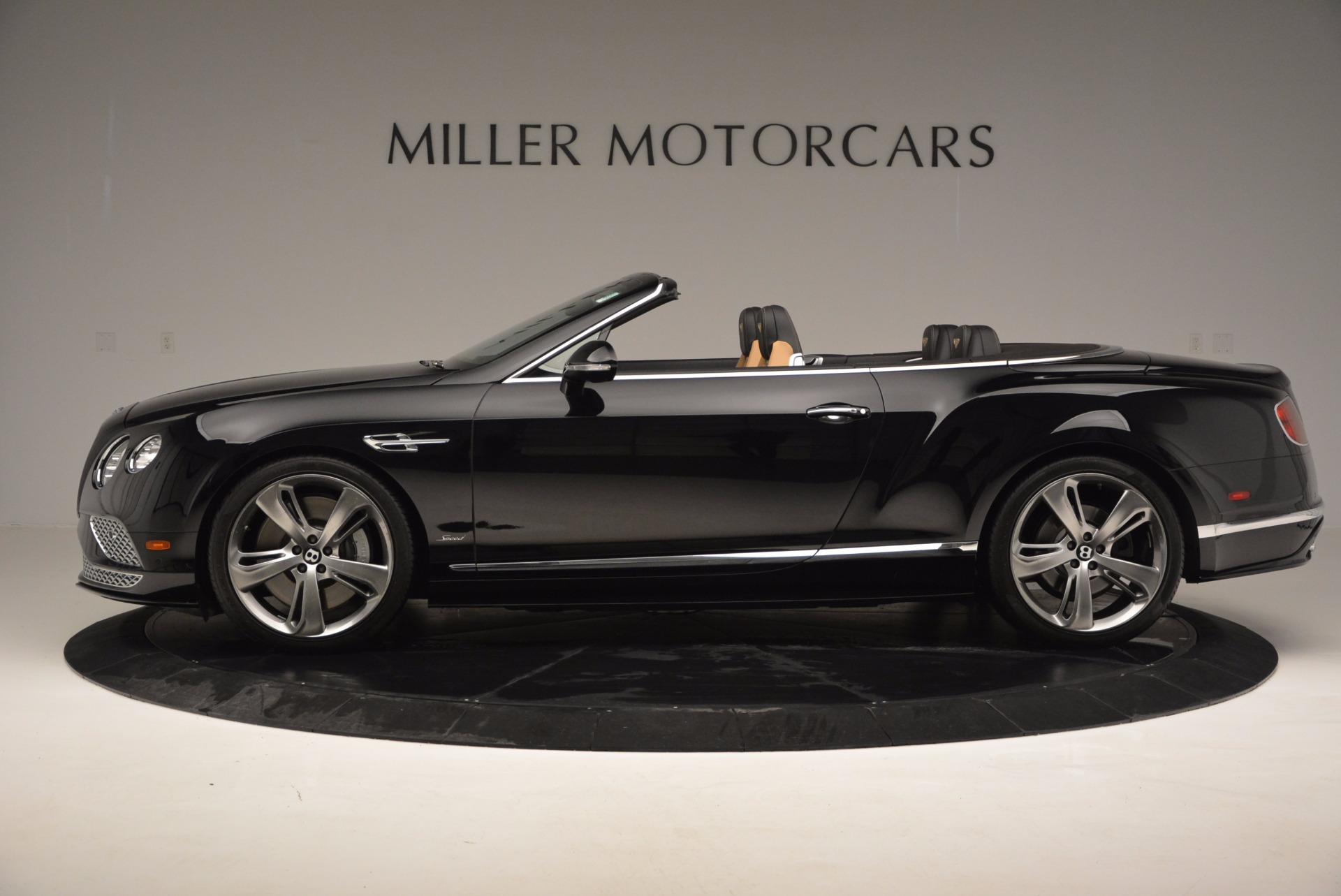 Used 2016 Bentley Continental GT Speed Convertible  For Sale In Greenwich, CT 741_p3