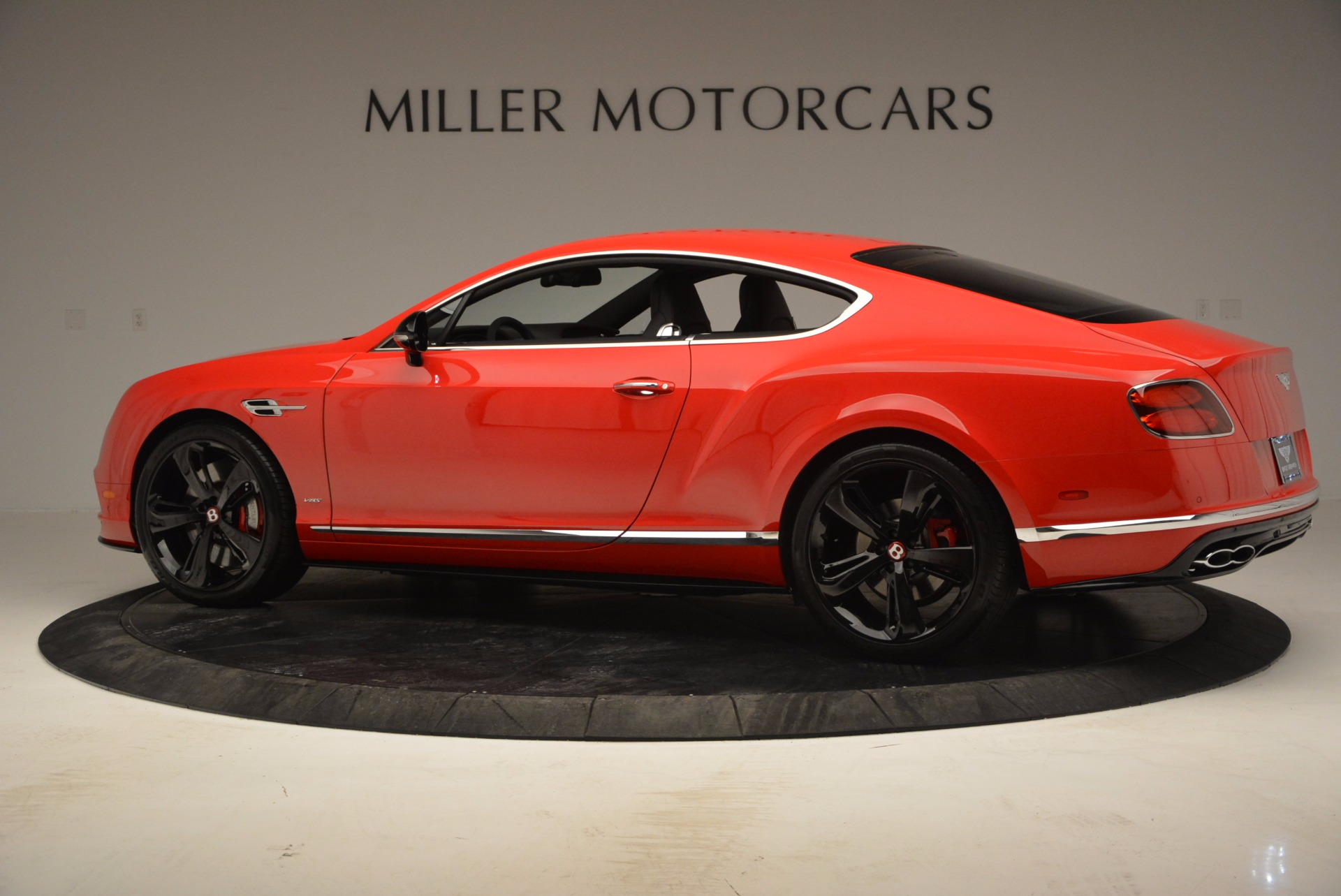 Used 2016 Bentley Continental GT V8 S  For Sale In Greenwich, CT 743_p4