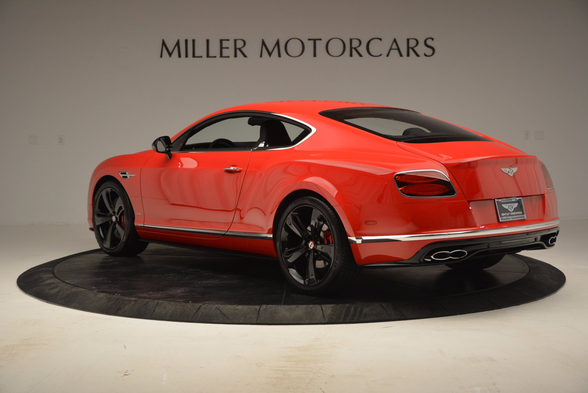 Used 2016 Bentley Continental GT V8 S  For Sale In Greenwich, CT 743_p5