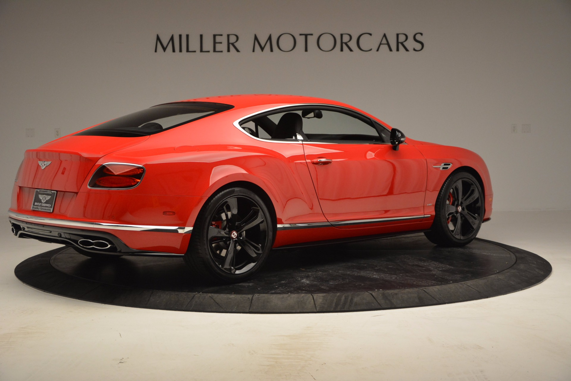 Used 2016 Bentley Continental GT V8 S  For Sale In Greenwich, CT 743_p8