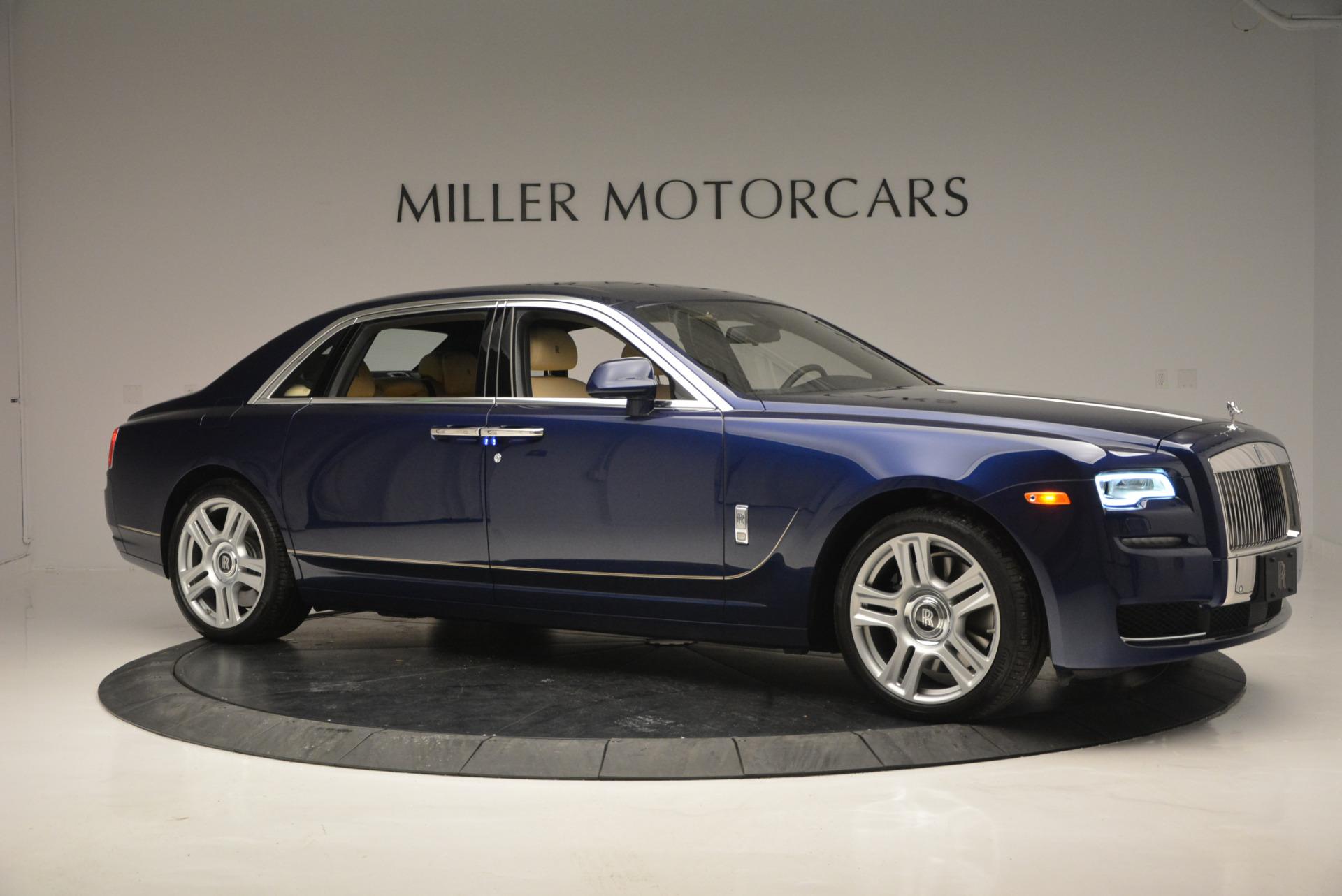 Used 2016 Rolls-Royce Ghost EWB For Sale In Greenwich, CT 746_p10