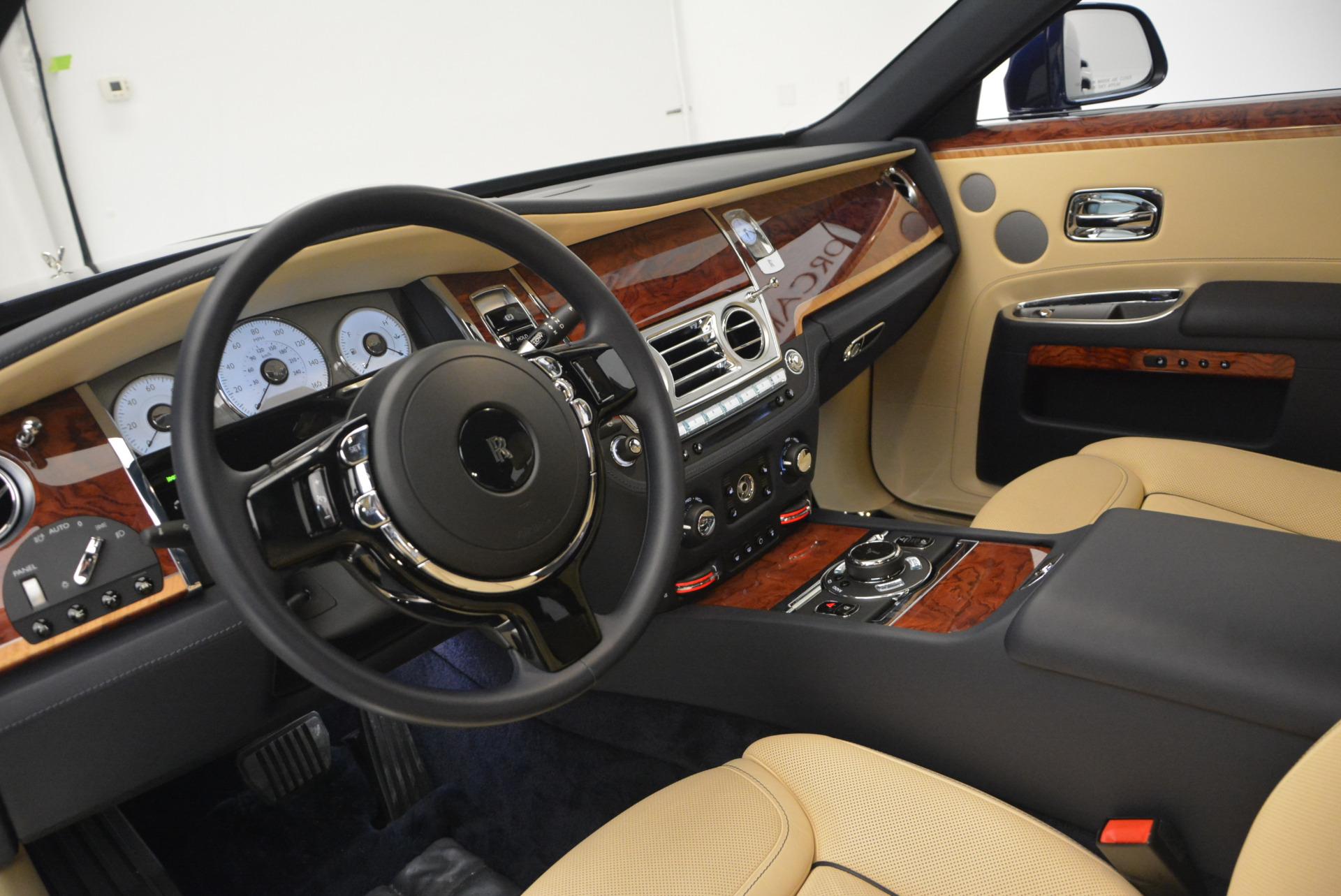 Used 2016 Rolls-Royce Ghost EWB For Sale In Greenwich, CT 746_p18