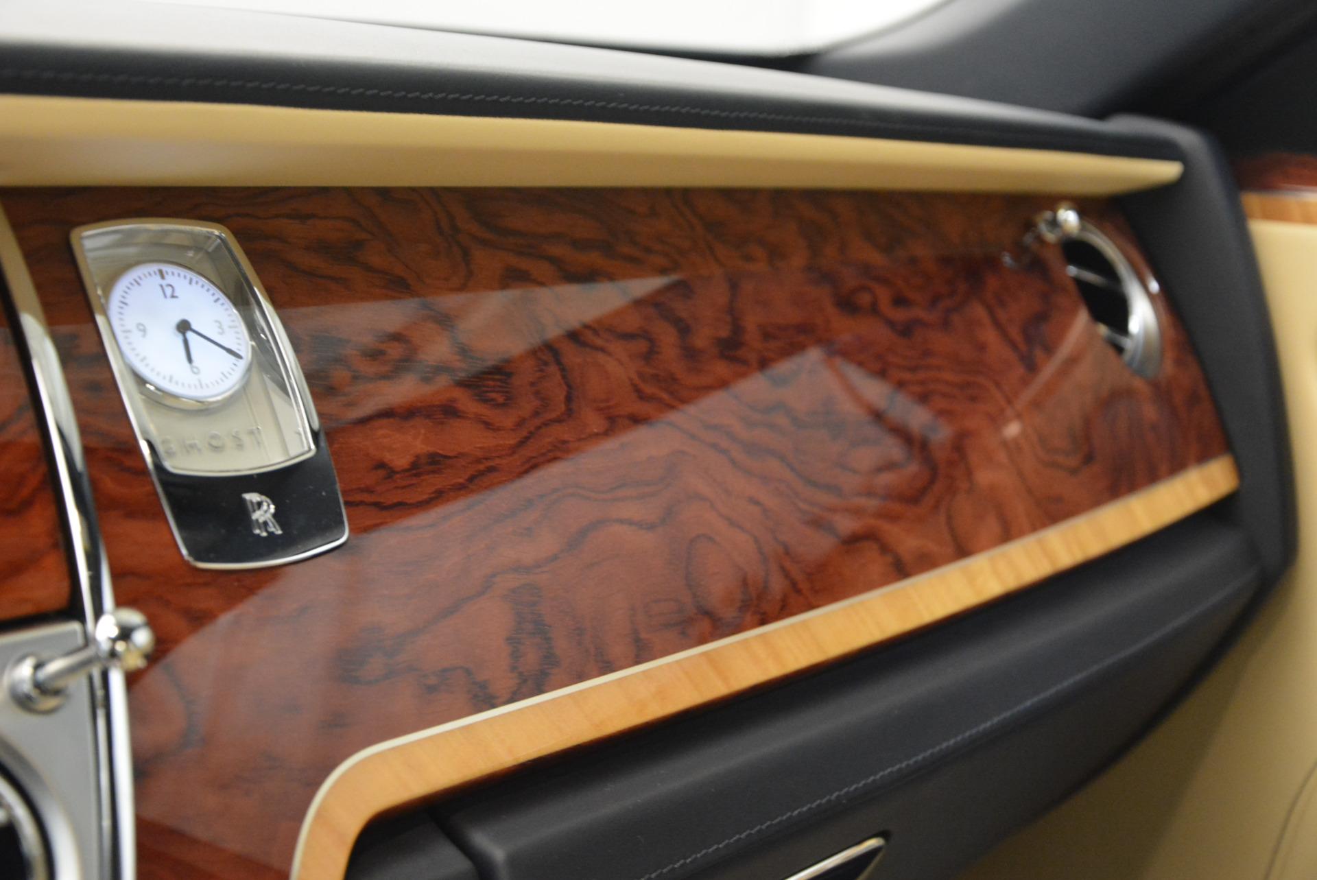 Used 2016 Rolls-Royce Ghost EWB For Sale In Greenwich, CT 746_p23