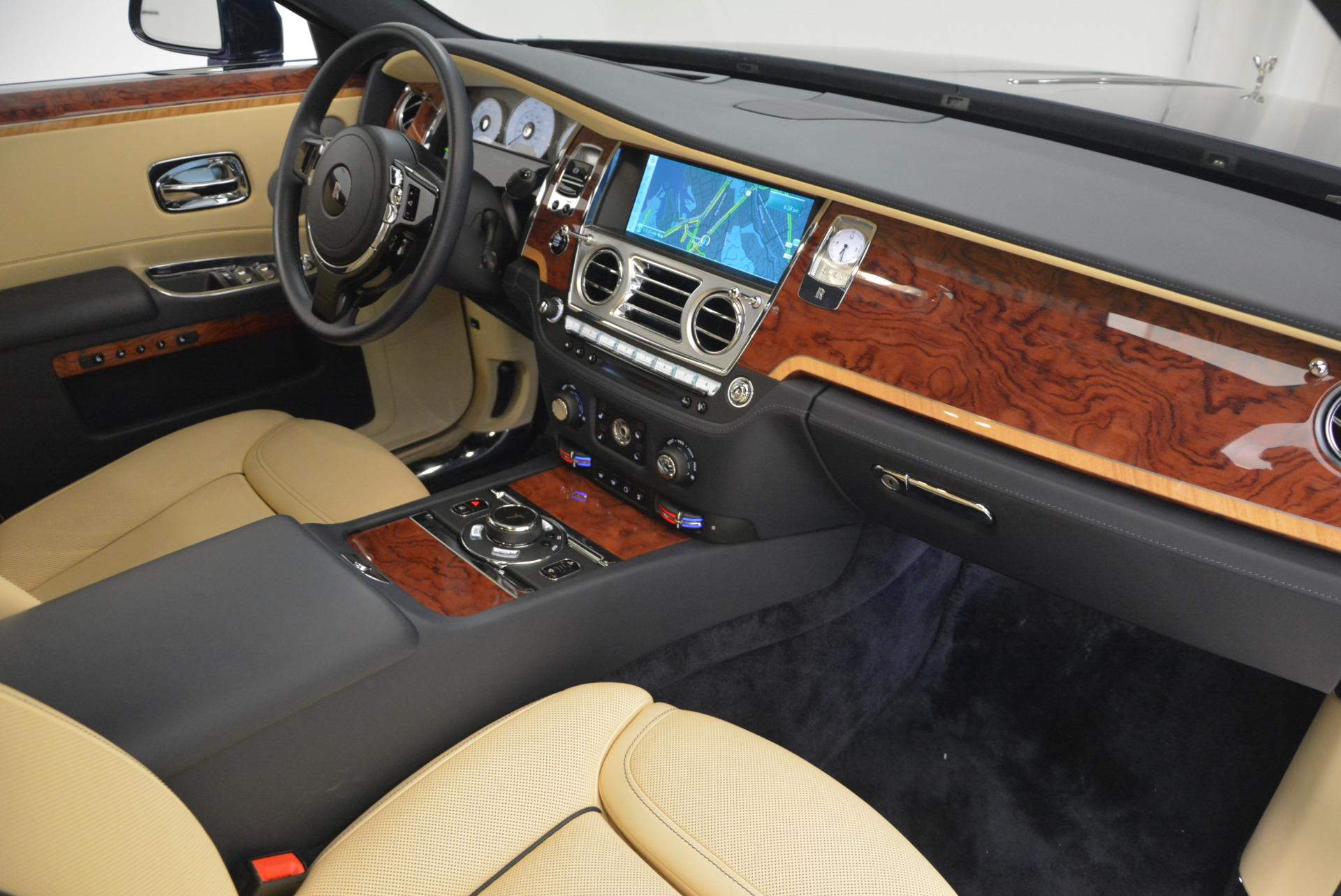 Used 2016 Rolls-Royce Ghost EWB For Sale In Greenwich, CT 746_p33