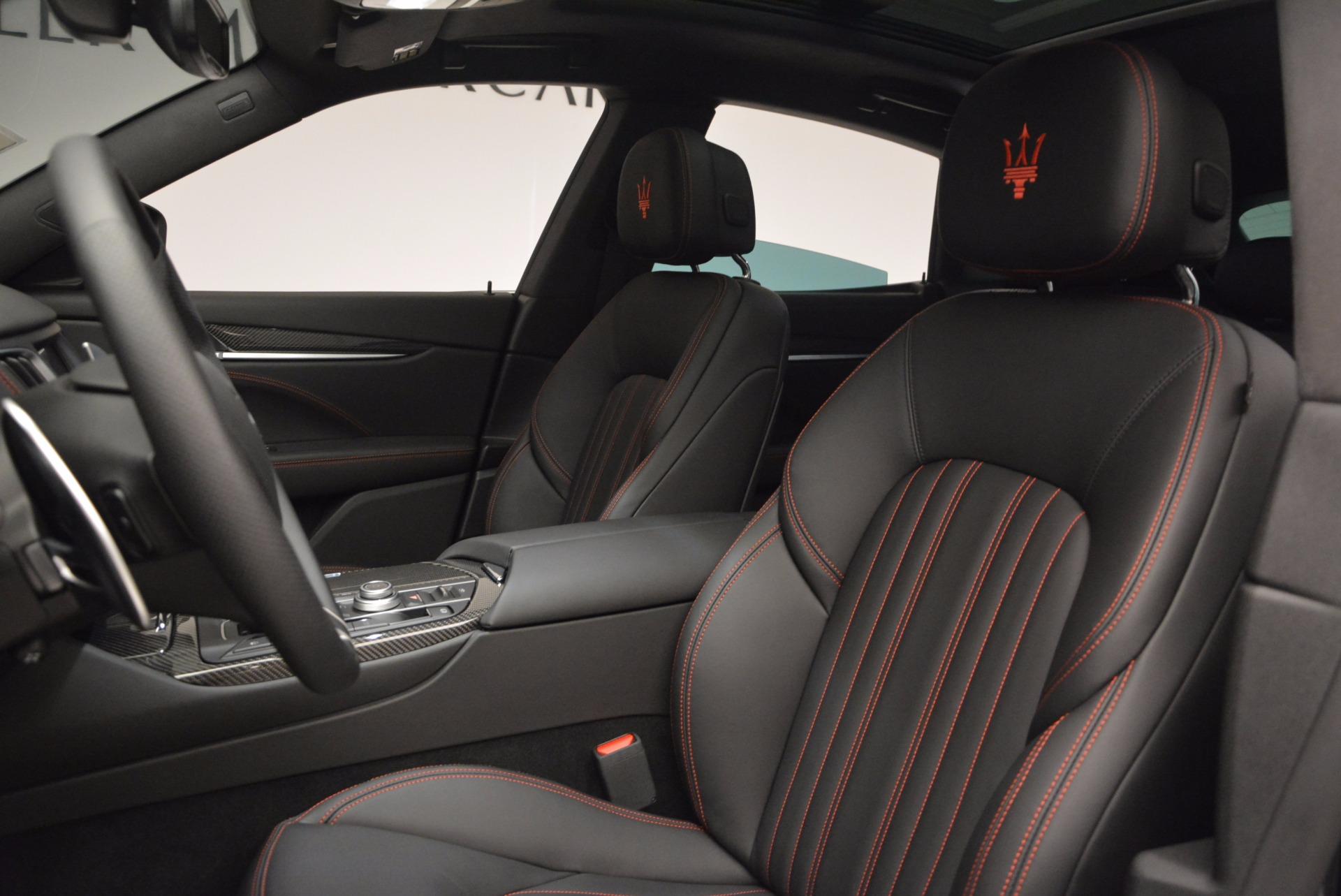 New 2017 Maserati Levante S For Sale In Greenwich, CT 747_p16