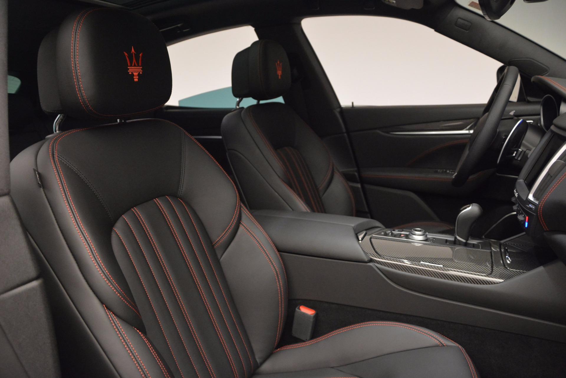 New 2017 Maserati Levante S For Sale In Greenwich, CT 747_p26