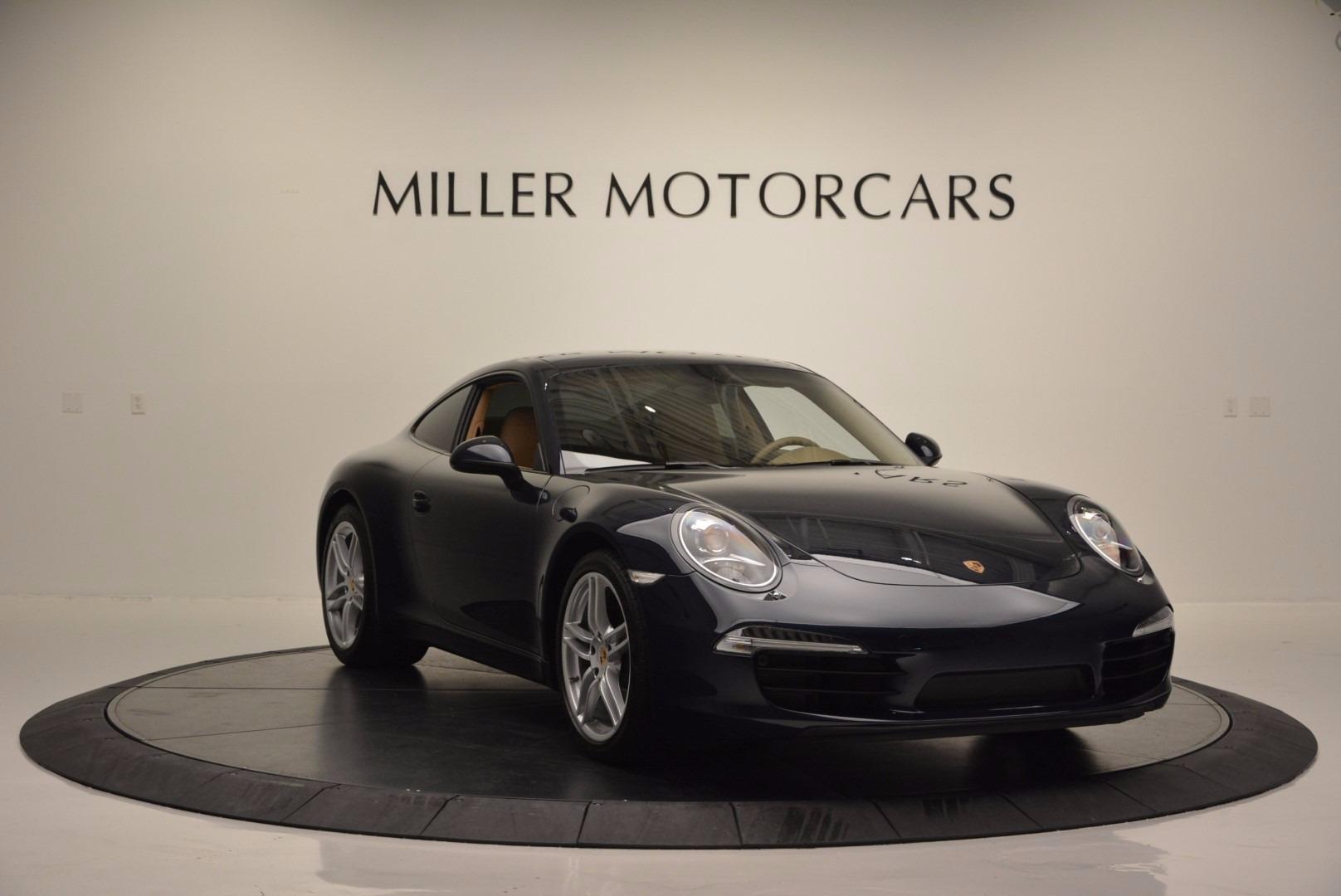Used 2014 Porsche 911 Carrera For Sale In Greenwich, CT 748_p11