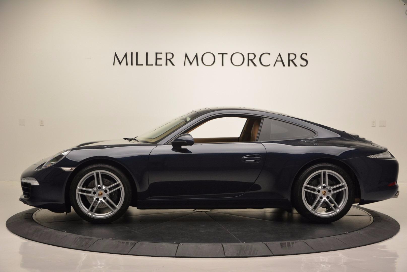 Used 2014 Porsche 911 Carrera For Sale In Greenwich, CT 748_p3