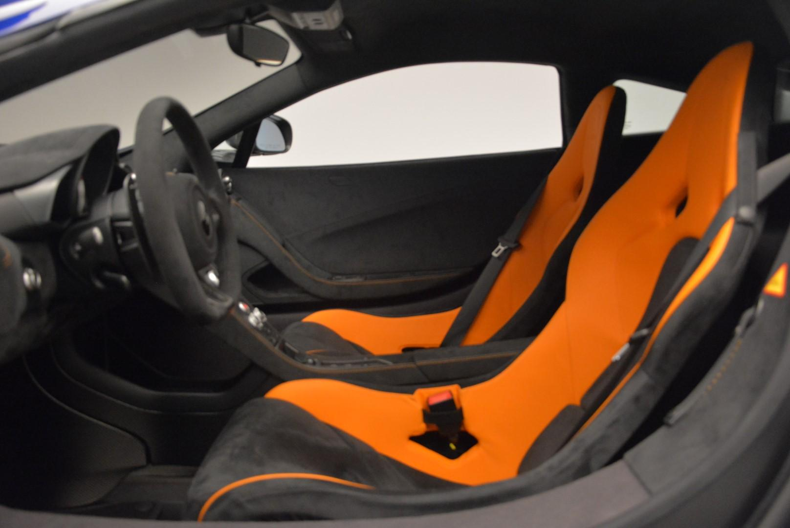 Used 2016 McLaren 675LT Coupe For Sale In Greenwich, CT 75_p15