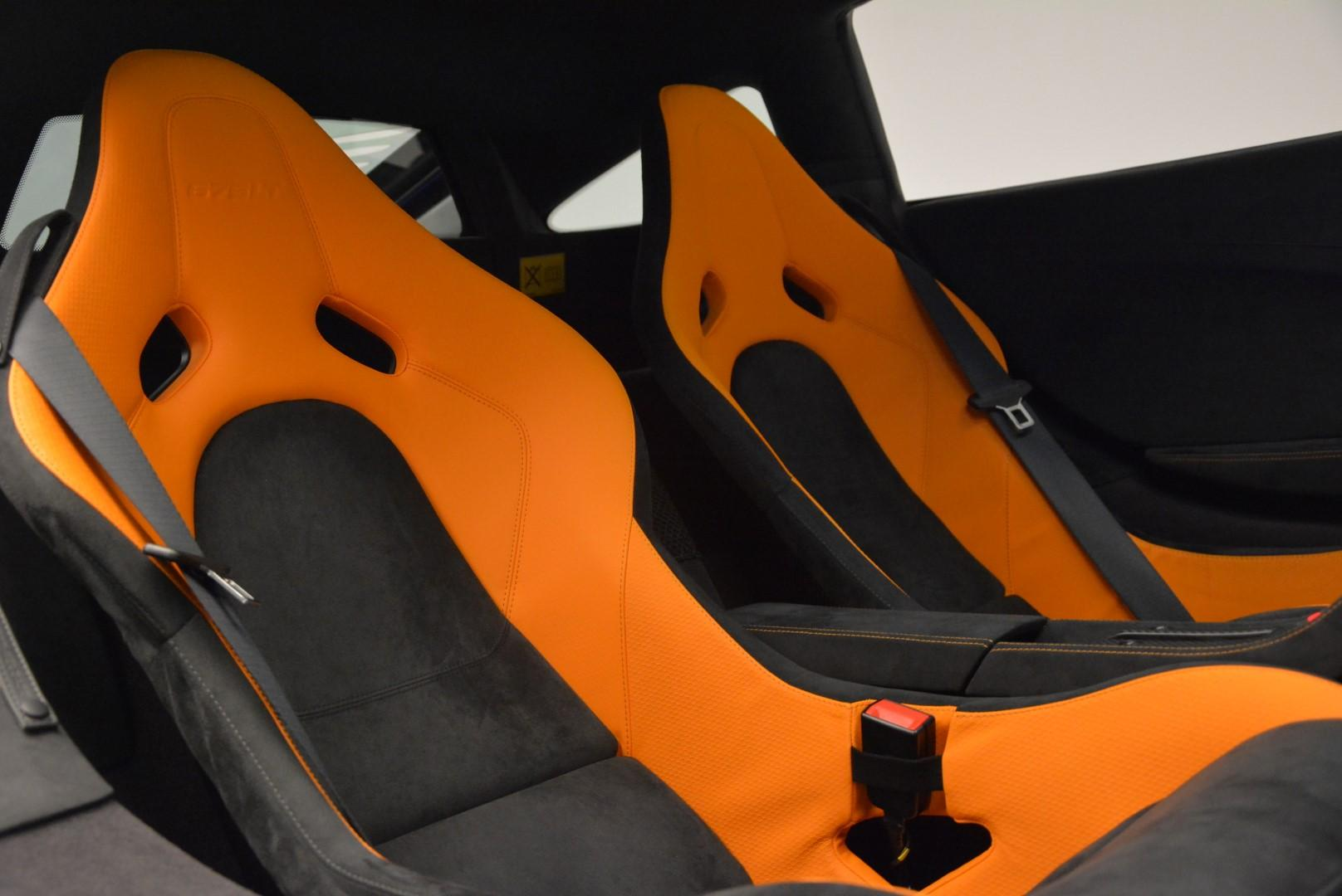 Used 2016 McLaren 675LT Coupe For Sale In Greenwich, CT 75_p19