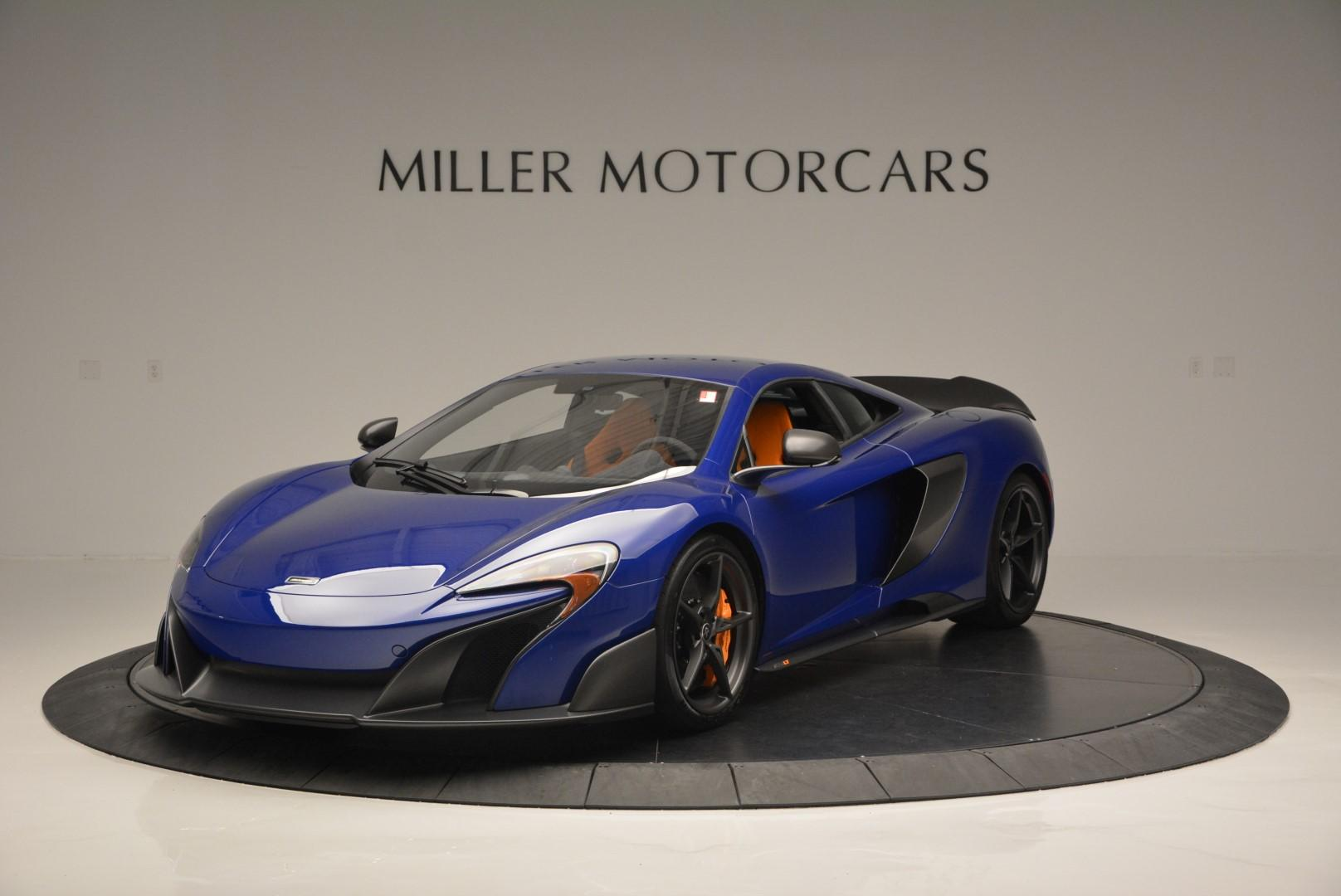 Used 2016 McLaren 675LT Coupe For Sale In Greenwich, CT 75_p2