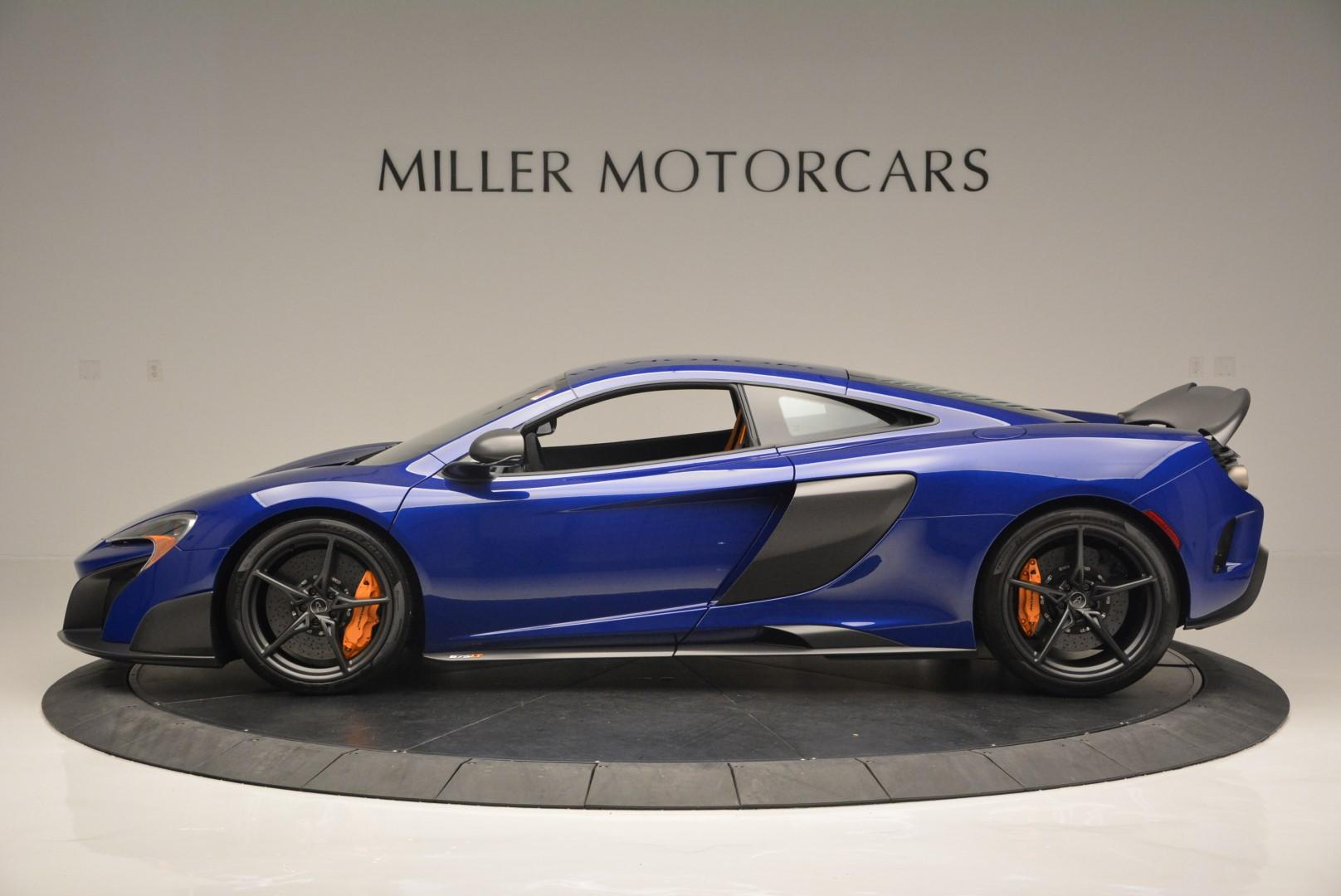 Used 2016 McLaren 675LT Coupe For Sale In Greenwich, CT 75_p3