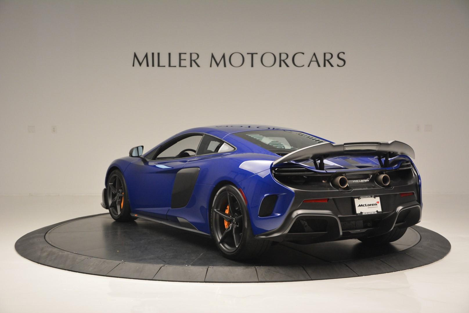 Used 2016 McLaren 675LT Coupe For Sale In Greenwich, CT 75_p5