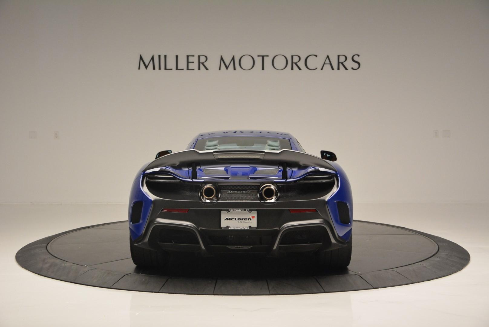 Used 2016 McLaren 675LT Coupe For Sale In Greenwich, CT 75_p6