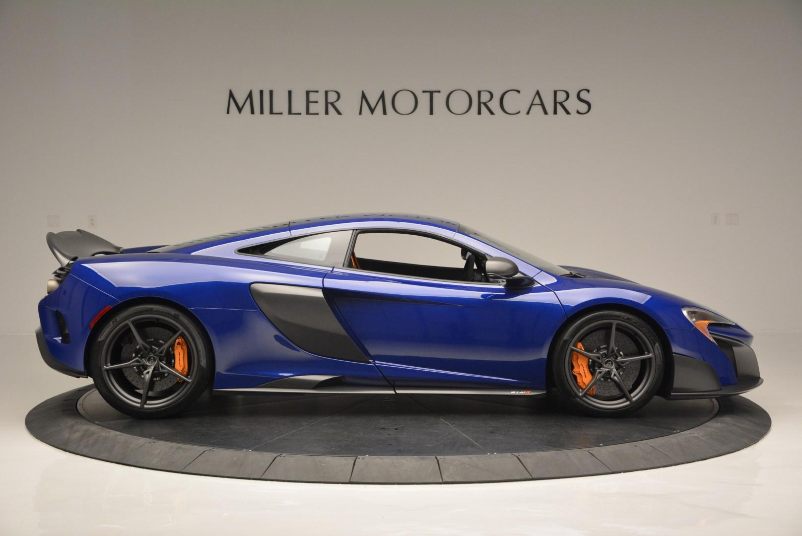 Used 2016 McLaren 675LT Coupe For Sale In Greenwich, CT 75_p9