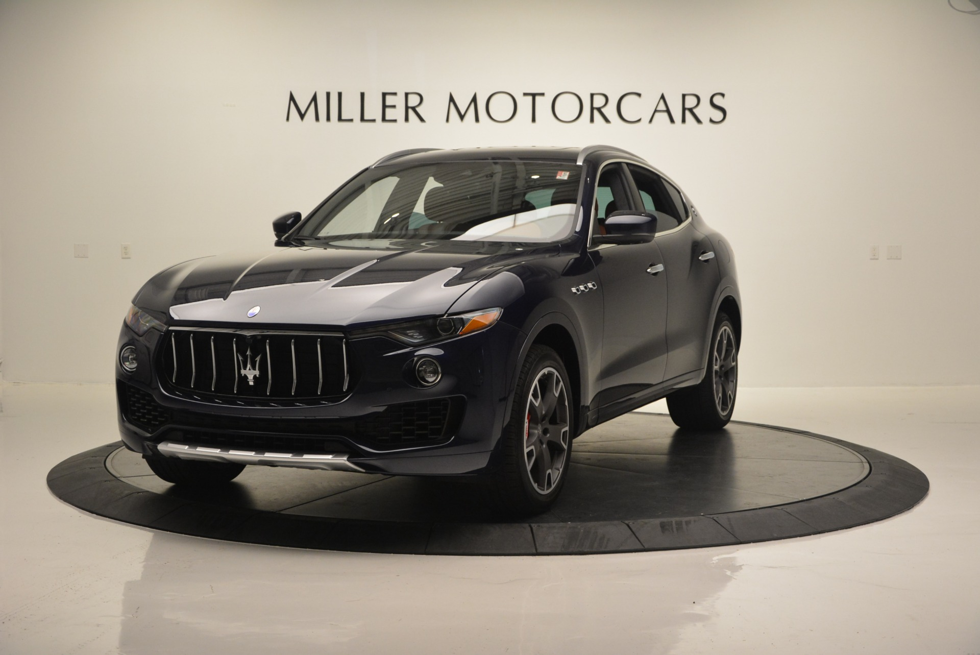New 2017 Maserati Levante S For Sale In Greenwich, CT 750_main