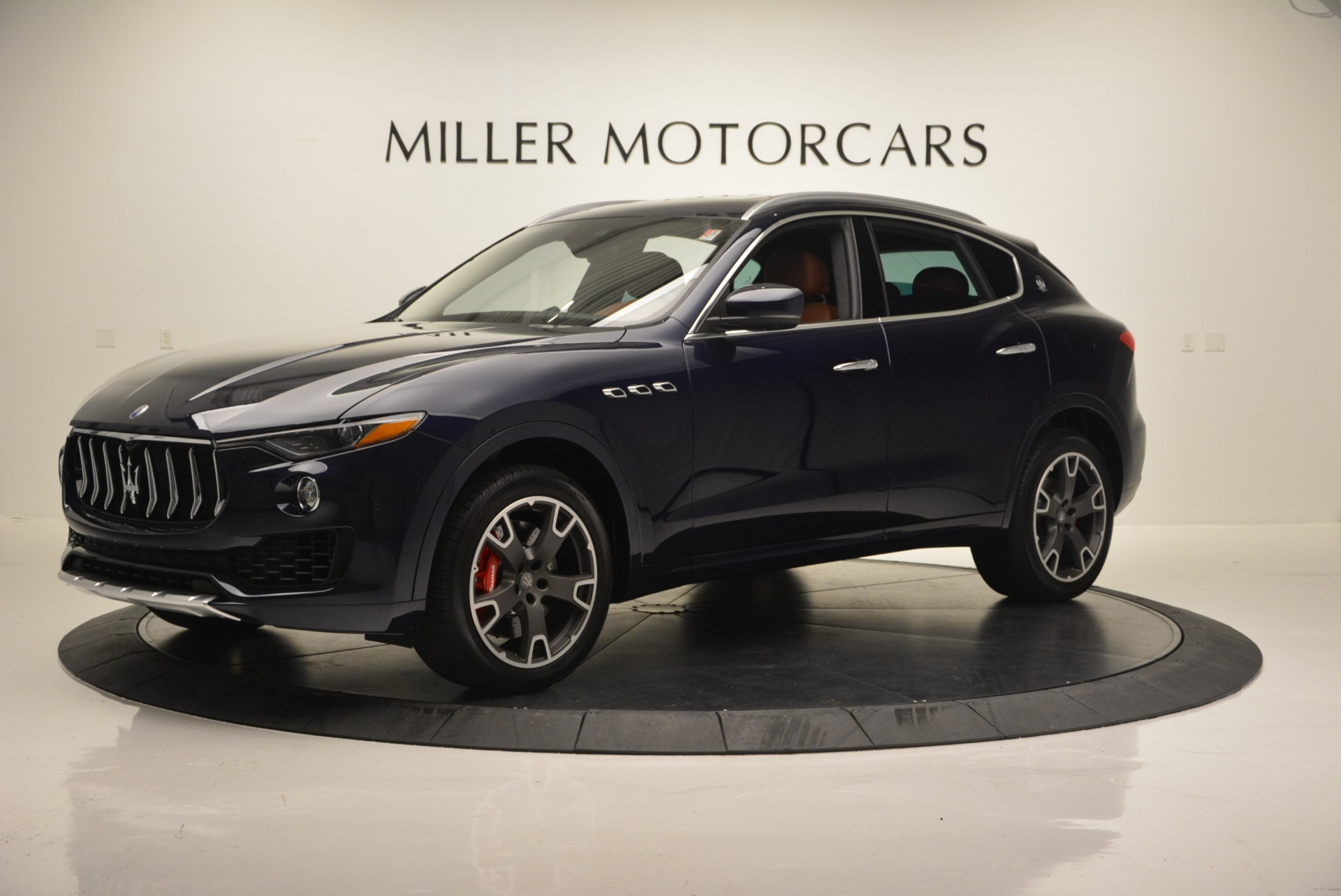 New 2017 Maserati Levante S For Sale In Greenwich, CT 750_p2