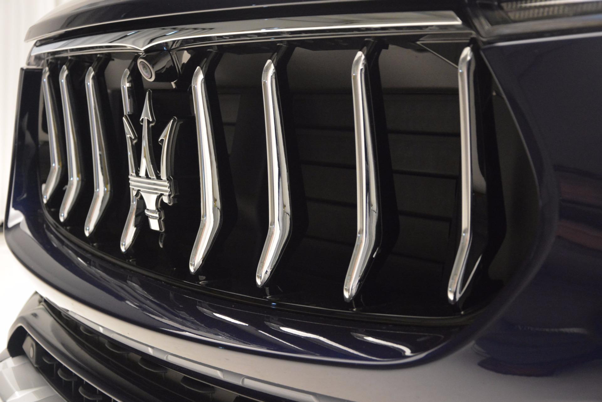 Used 2017 Maserati Levante S For Sale In Greenwich, CT 752_p16