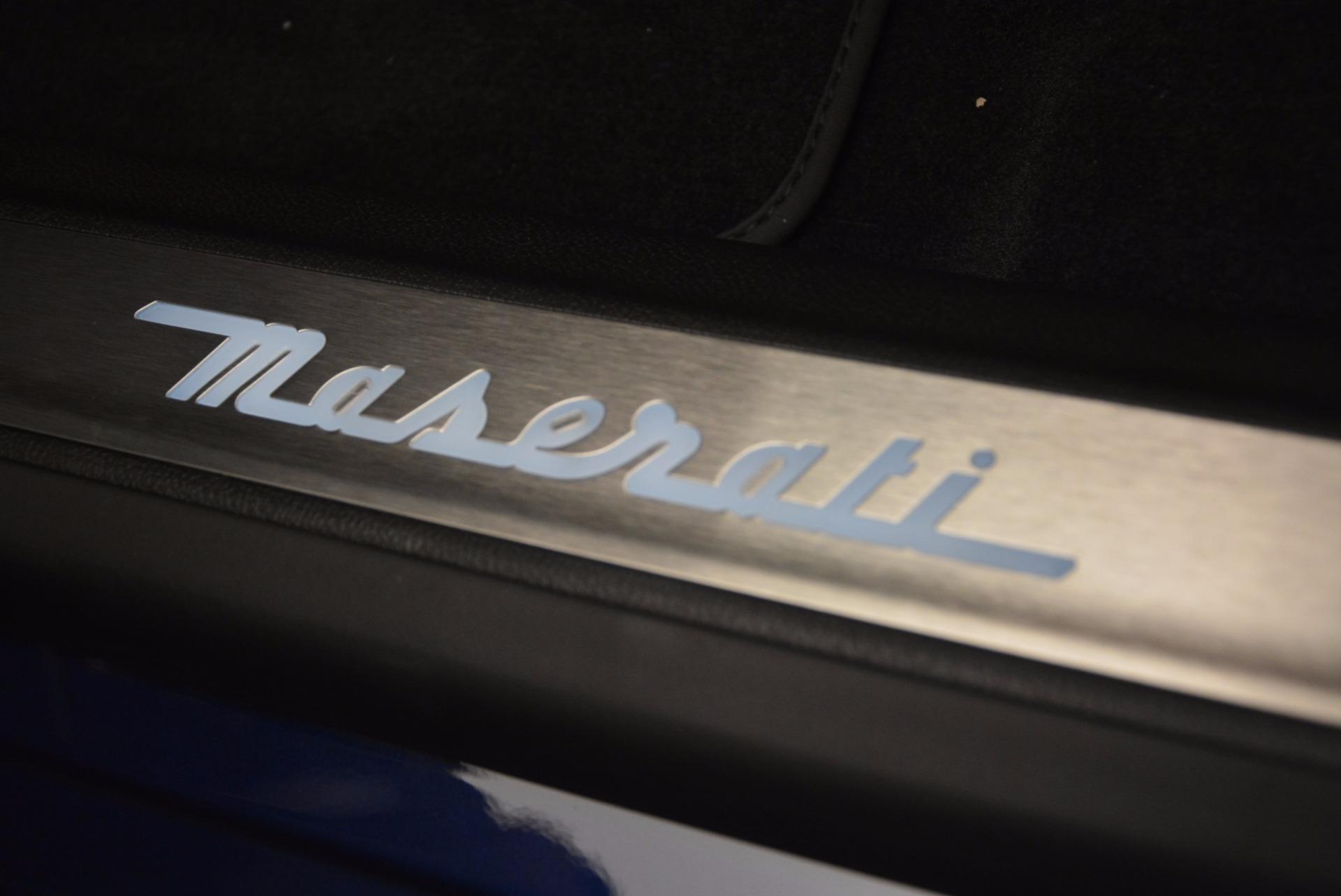 Used 2017 Maserati Levante S For Sale In Greenwich, CT 752_p18