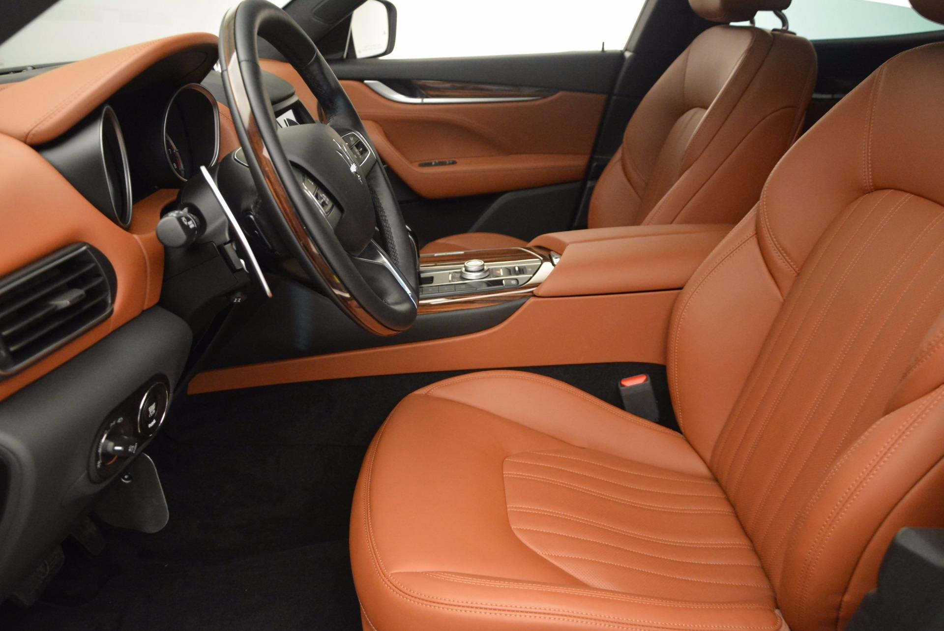 Used 2017 Maserati Levante S For Sale In Greenwich, CT 752_p20