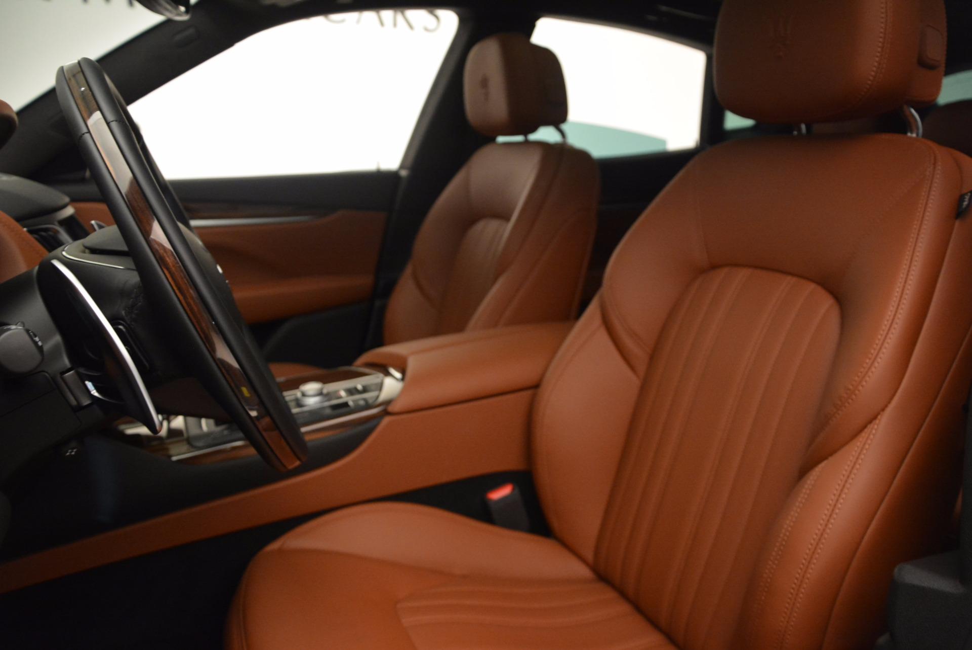 Used 2017 Maserati Levante S For Sale In Greenwich, CT 752_p21