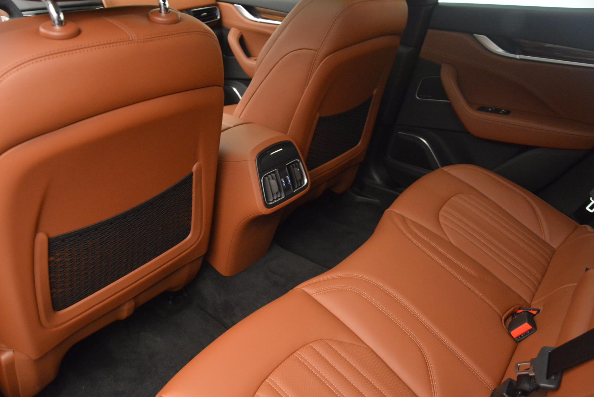 Used 2017 Maserati Levante S For Sale In Greenwich, CT 752_p23
